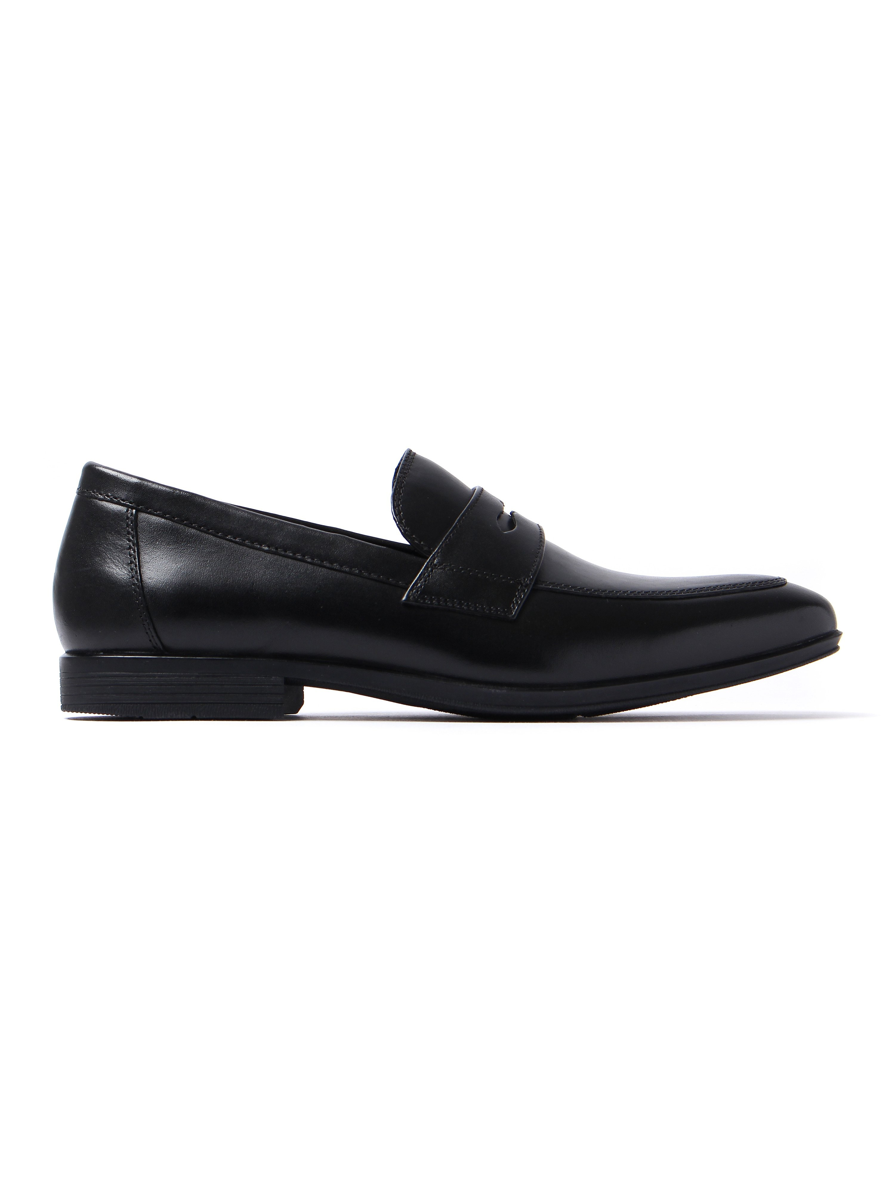 Rockport Men's Style Connected Penny Loafers - Black