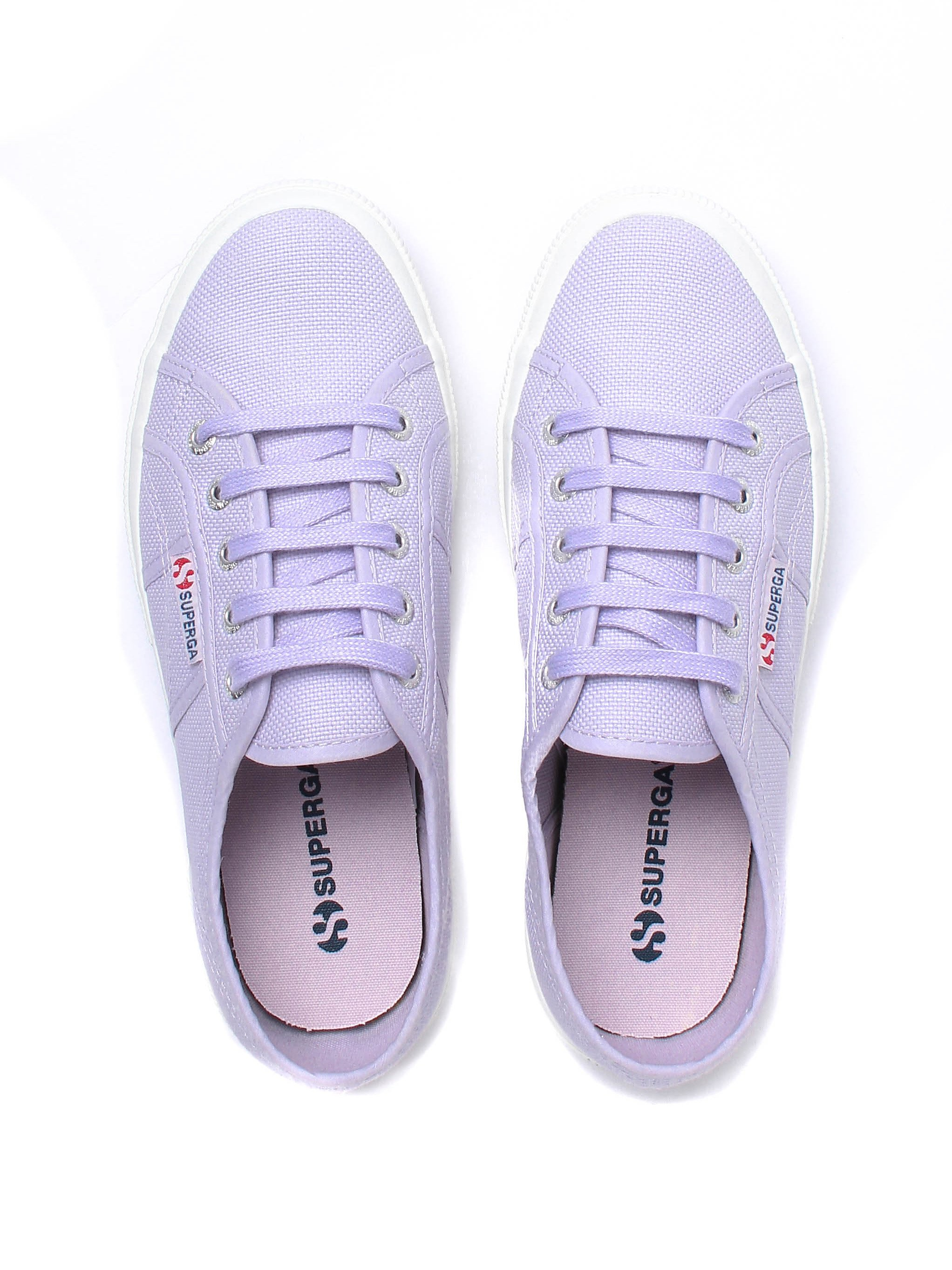 Superga Women's 2750 Cotu Classic Canvas Trainers - Violet Lilac