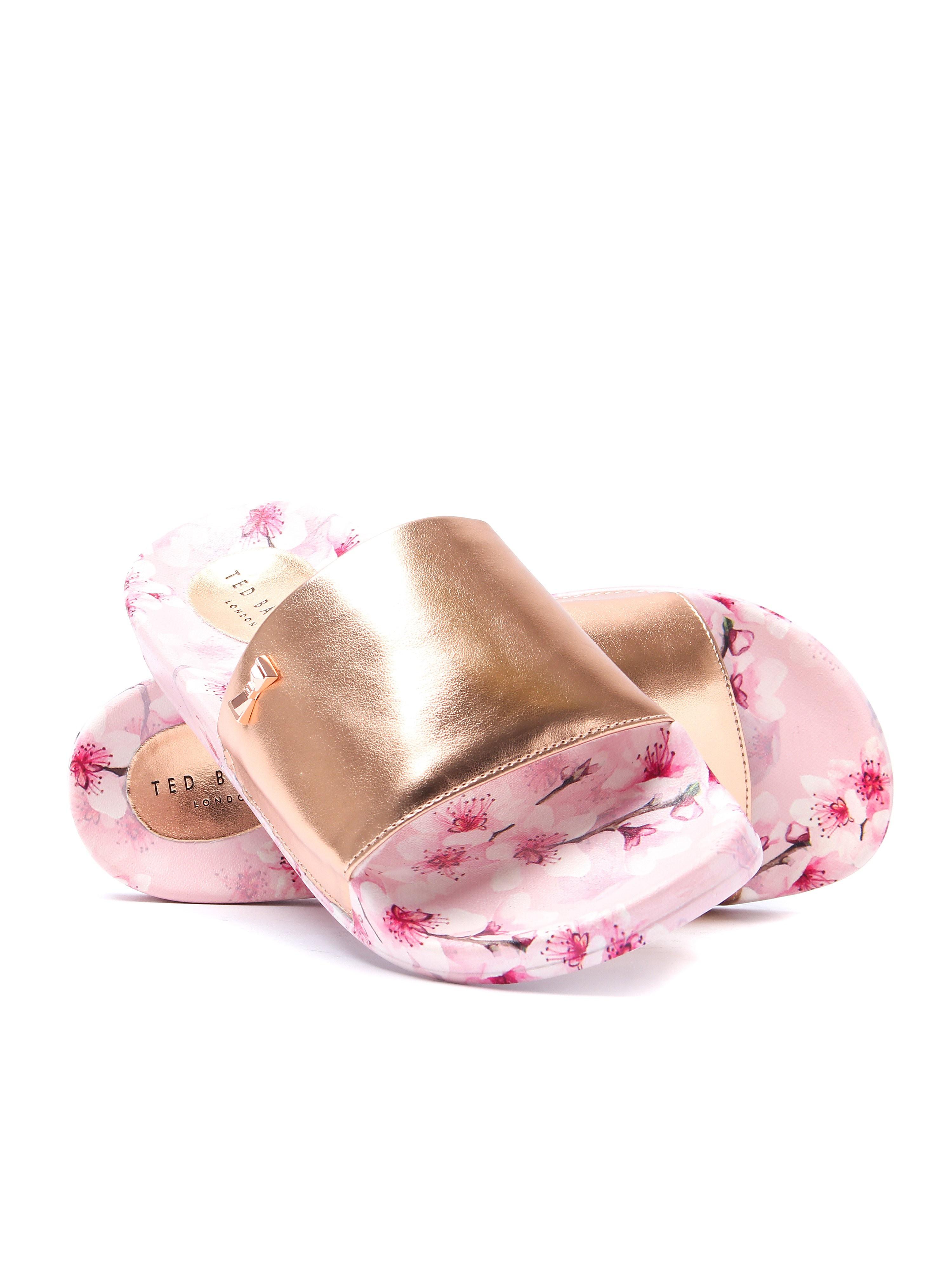 Ted Baker Women's Aveline Slides - Blossom Pink