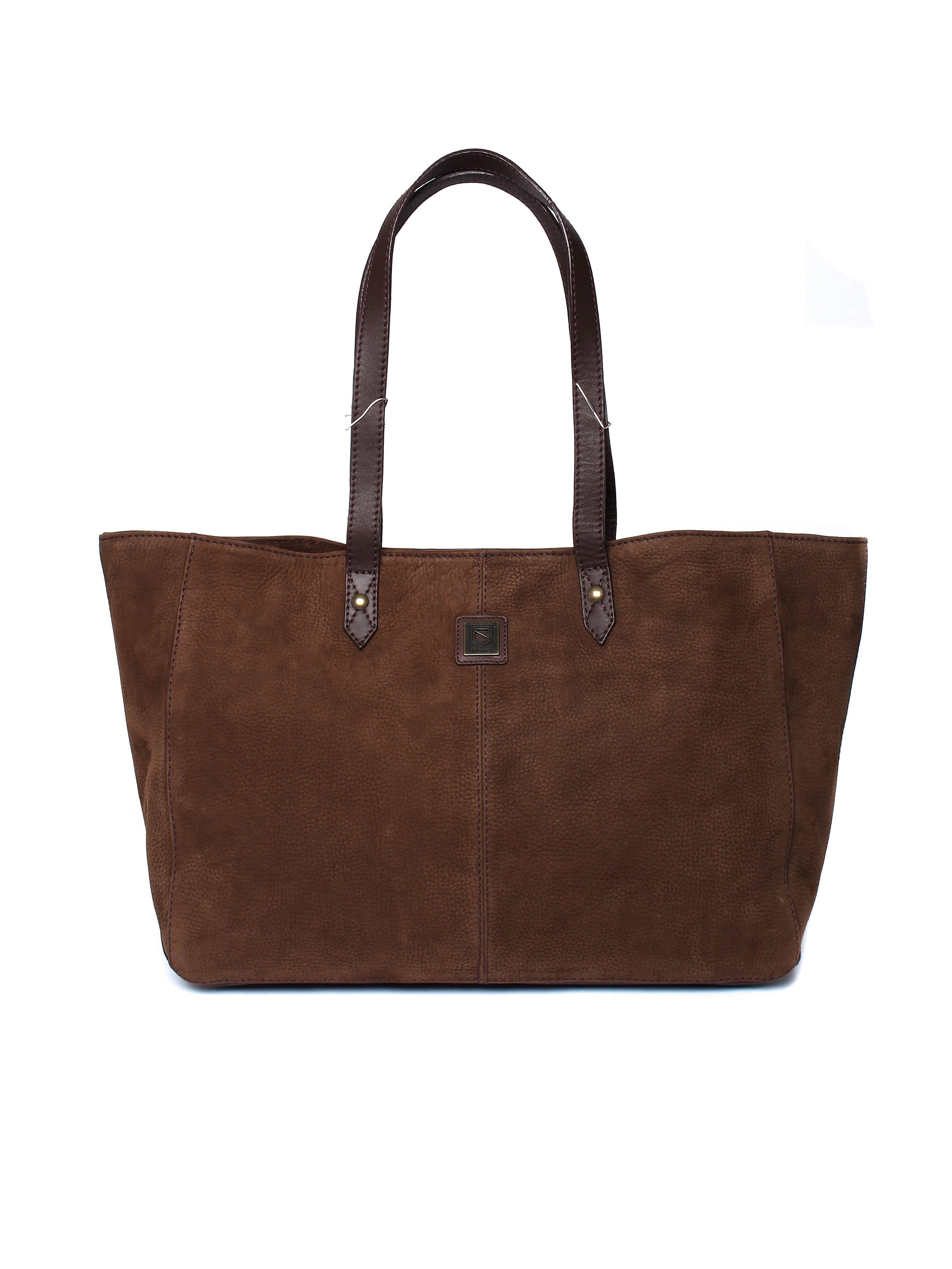 Dubarry Women's Baltinglass Tote Bag - Walnut Leather