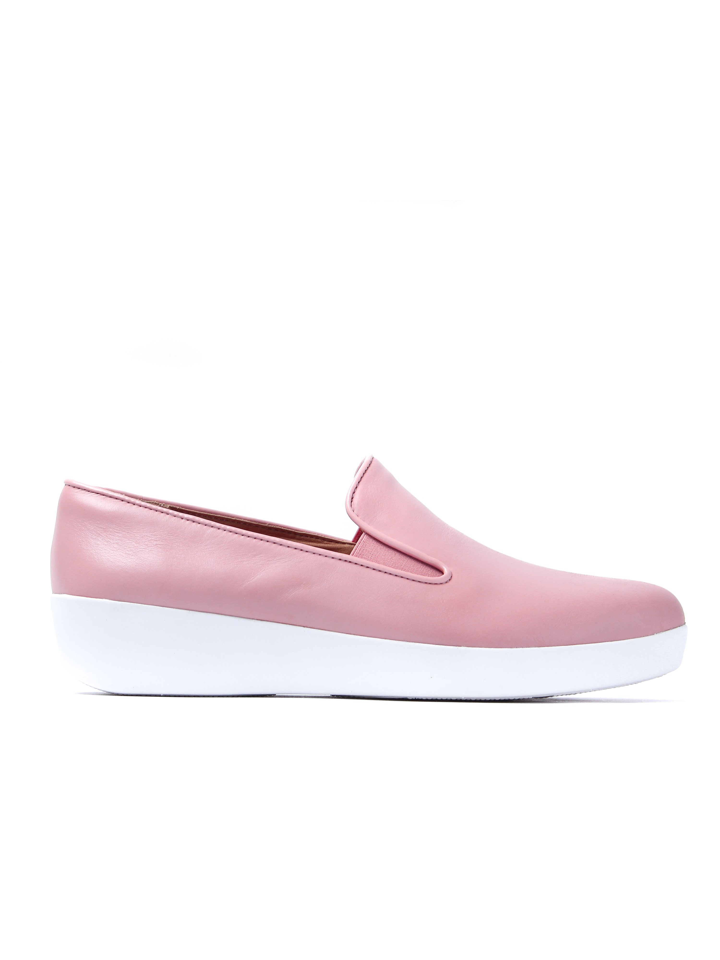 FitFlop Women's Superskate Loafers - Dusky Pink