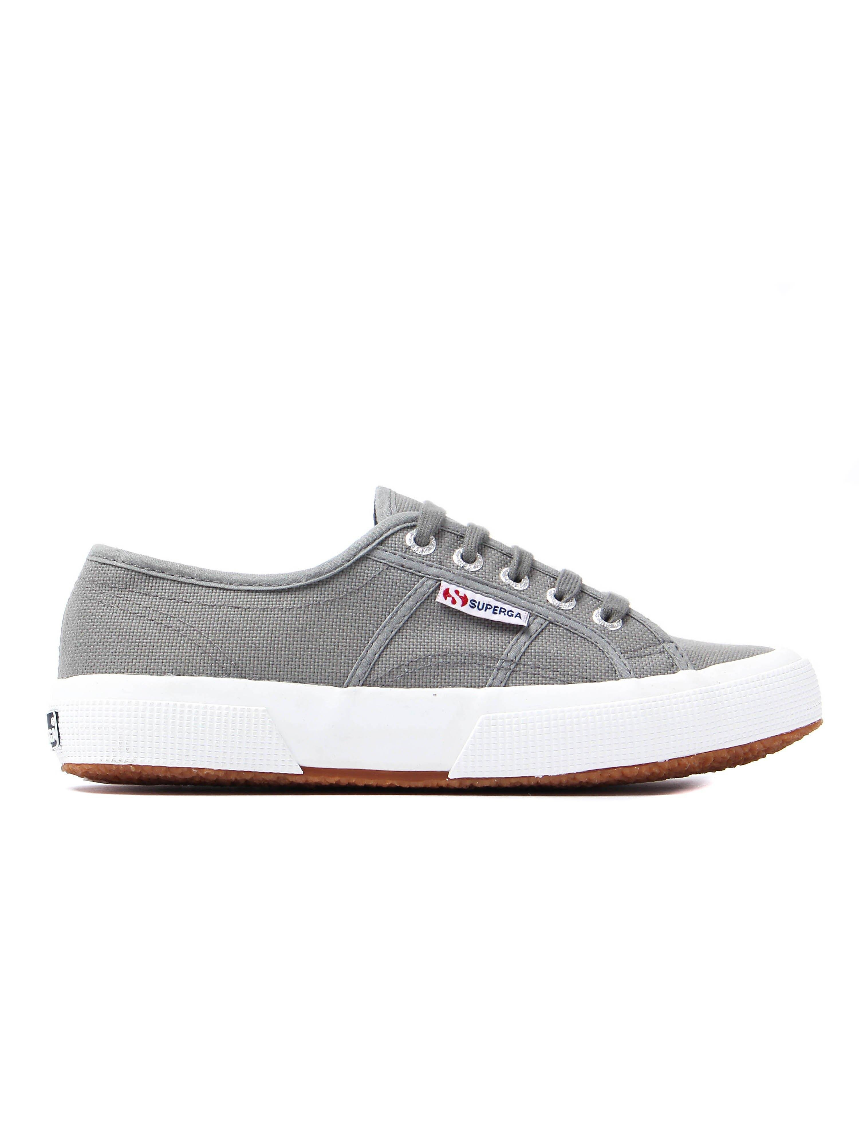 Superga Women's 2750 Cotu Canvas Trainers - Grey