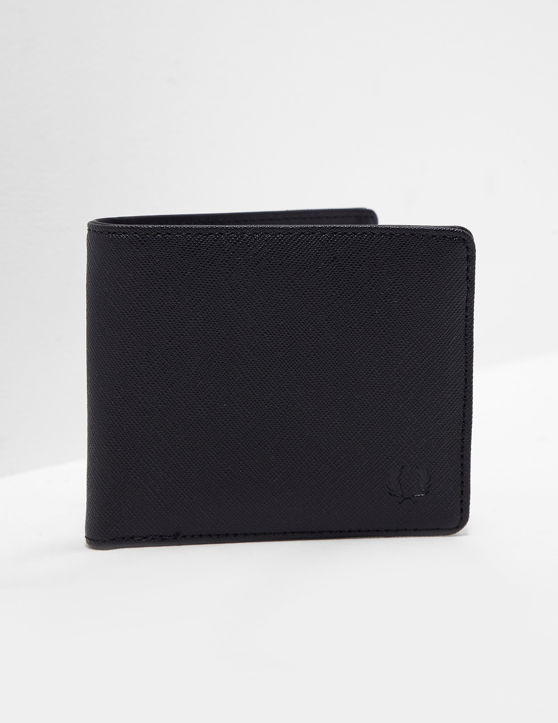 Fred Perry Saffiano Wallet