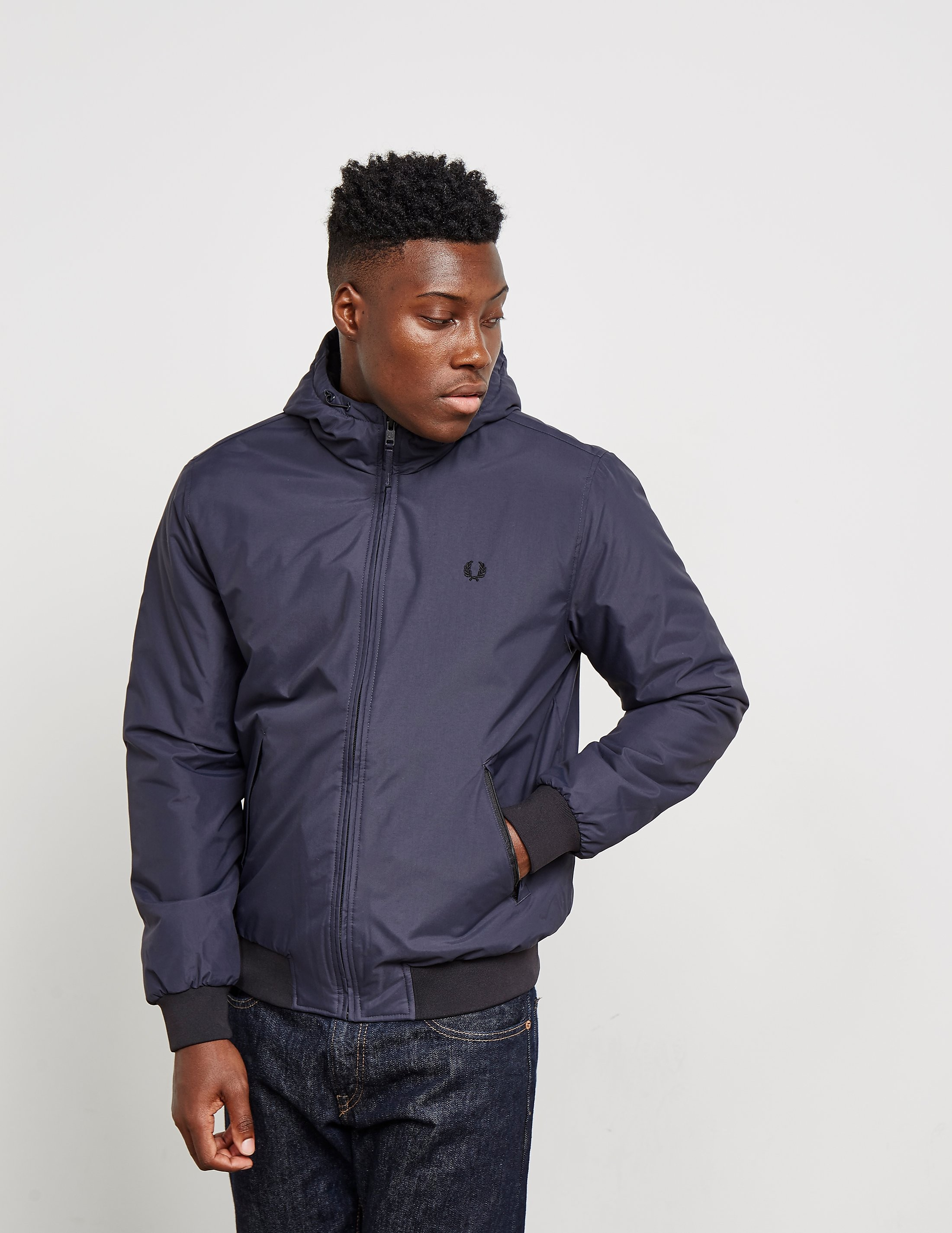 Fred Perry Quilted Lightweight Brentham Jacket