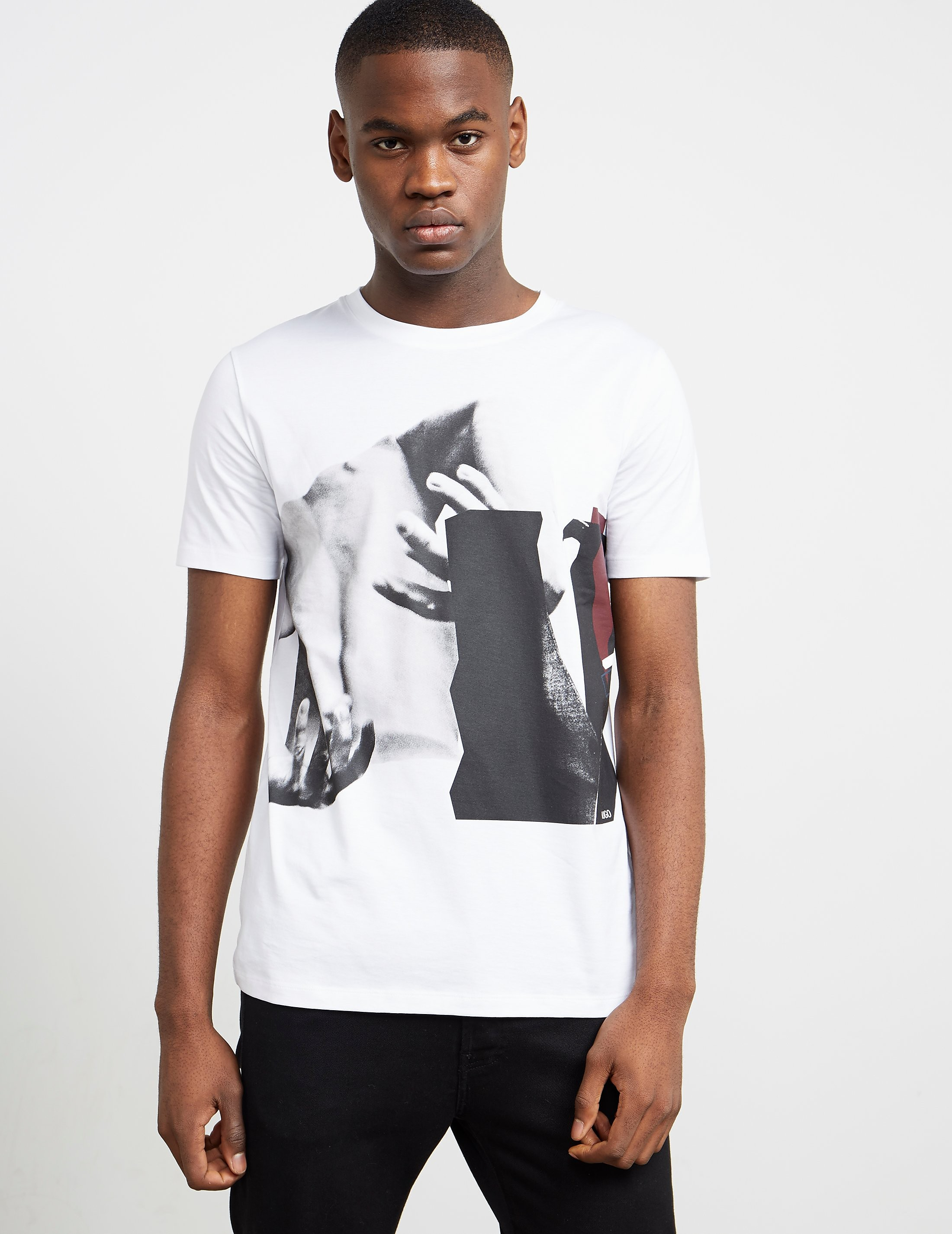 HUGO Dack Short Sleeve T-Shirt