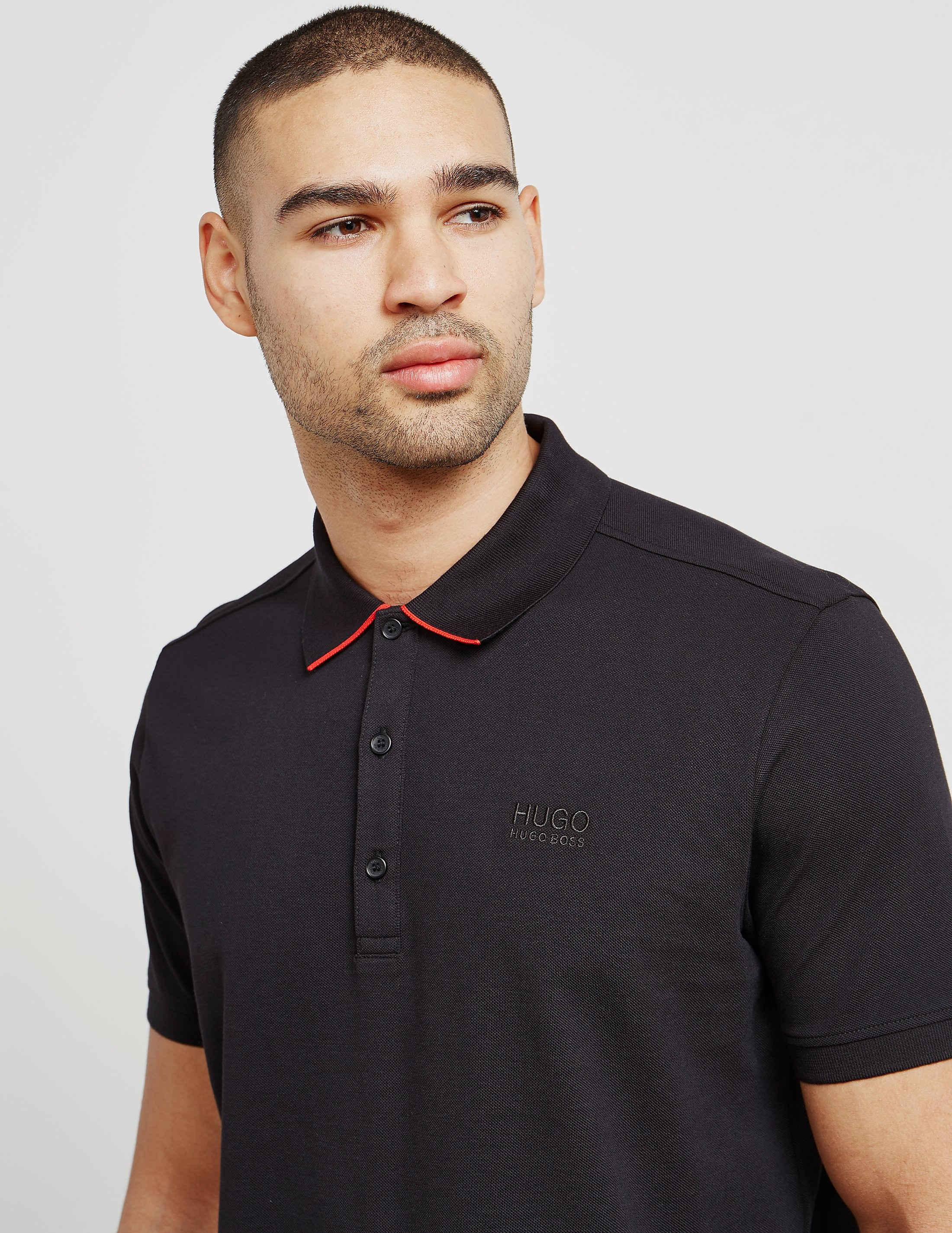 HUGO Dyler Short Sleeve Polo Shirt