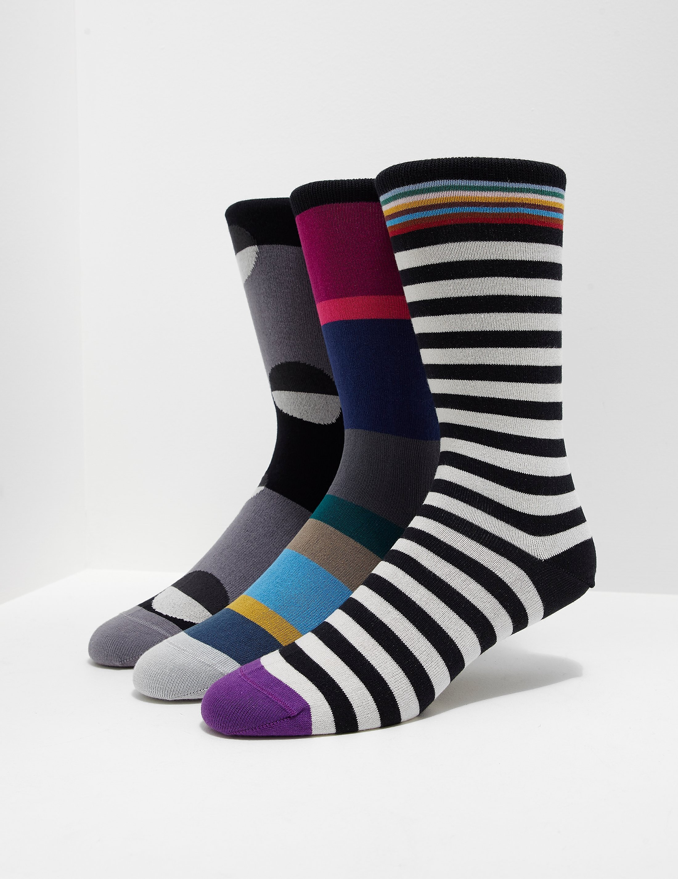 Paul Smith 3-Pack Socks