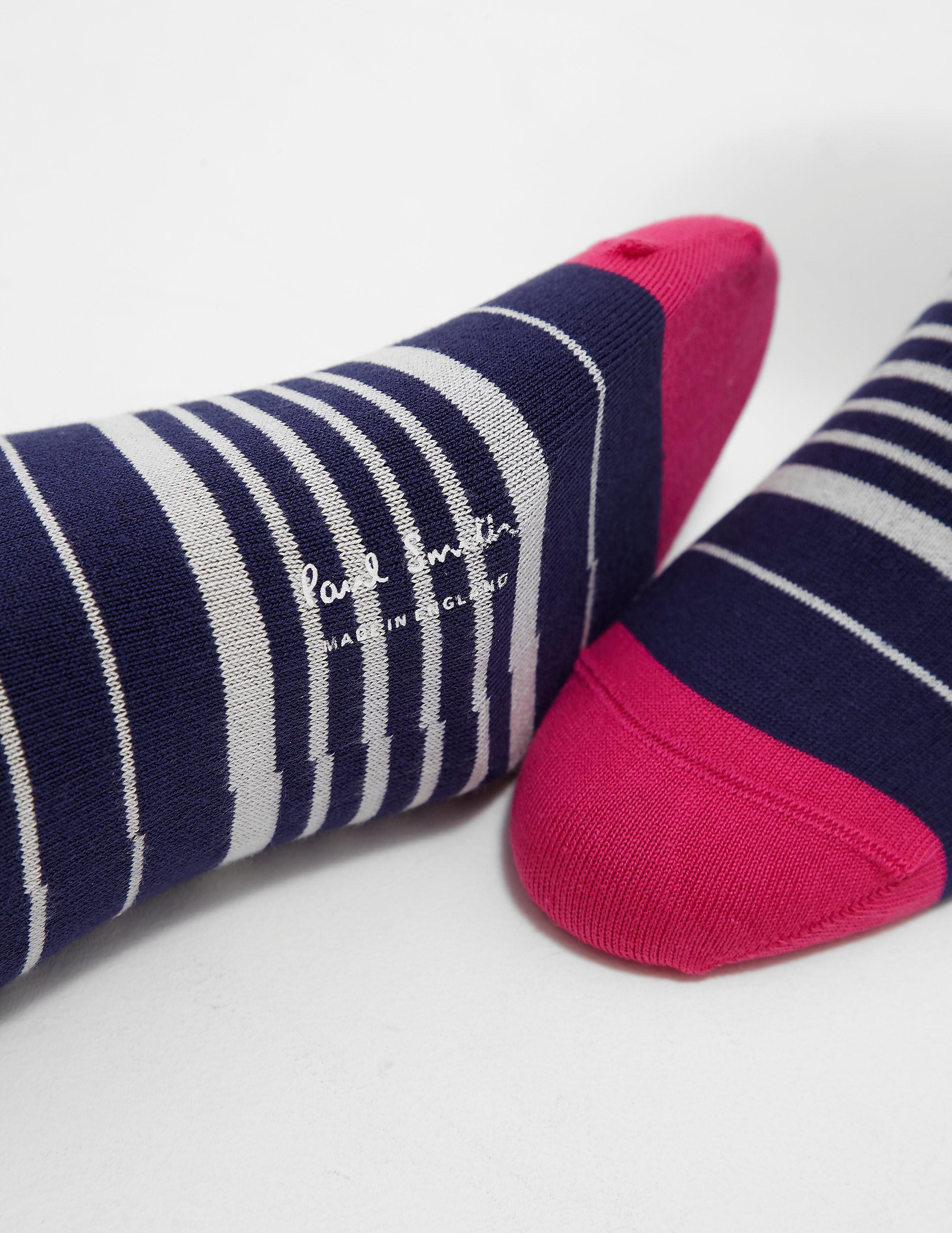 PS Paul Smith Stripe Socks