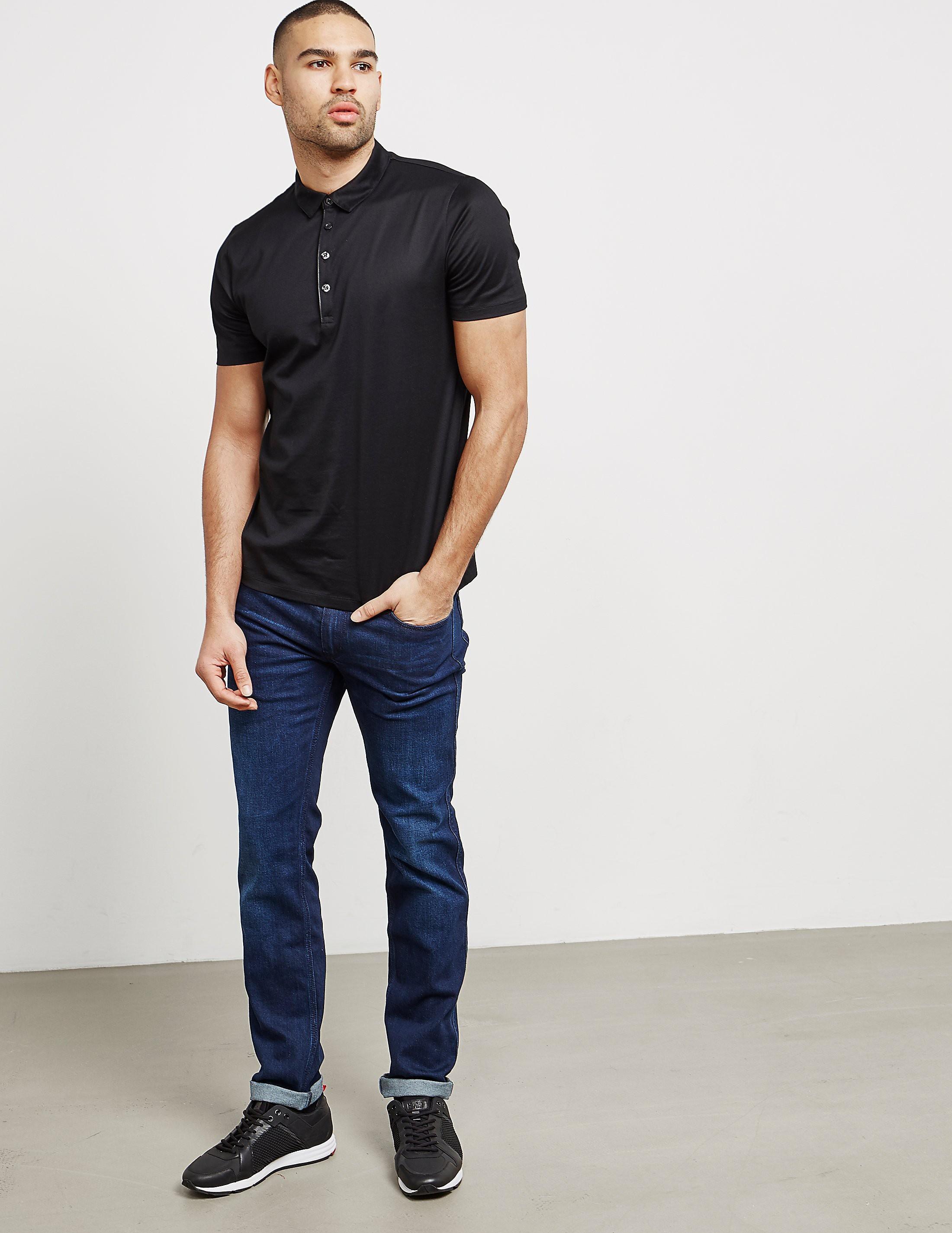 HUGO Diracl Short Sleeve Polo Shirt