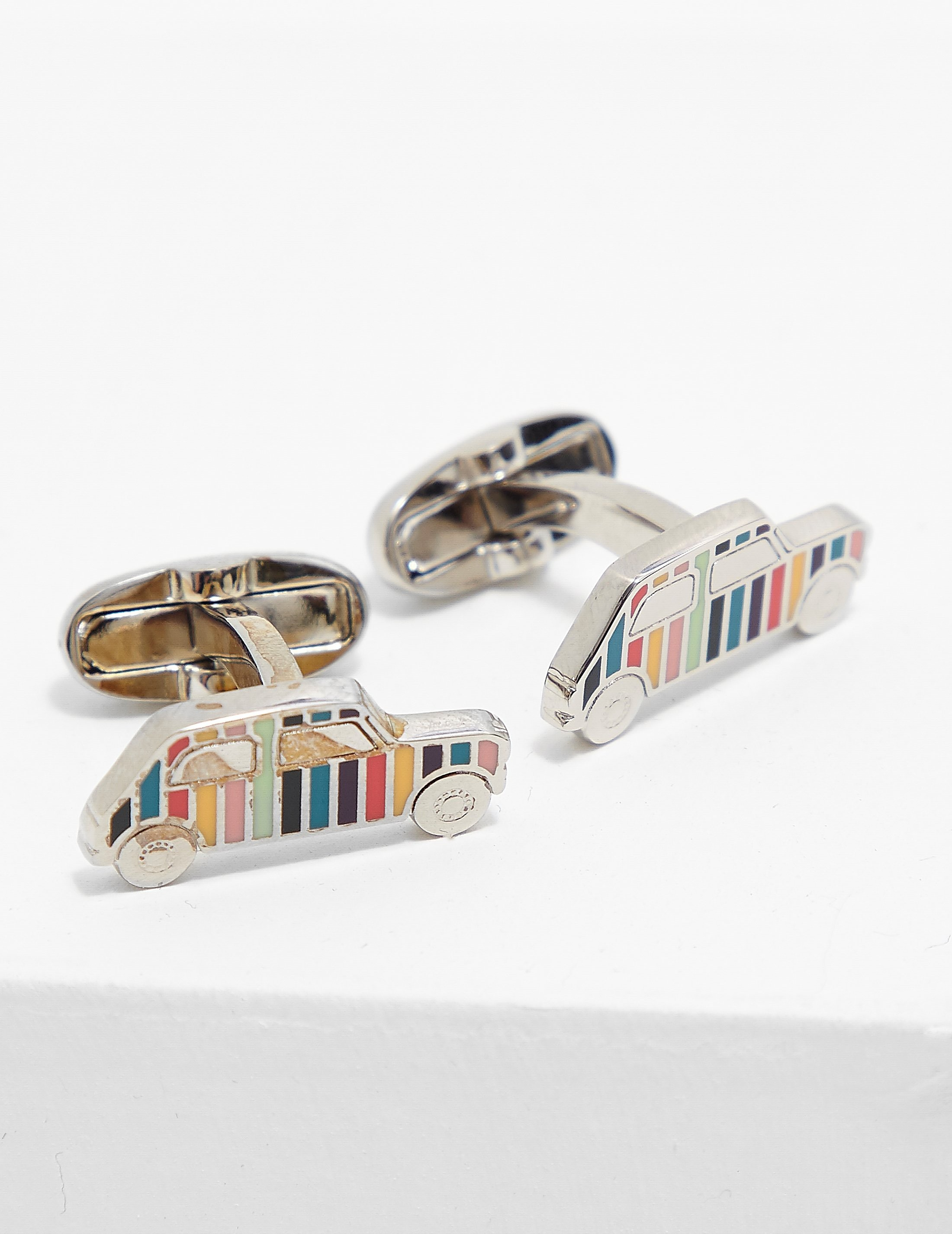 Paul Smith Mini Car Cufflinks