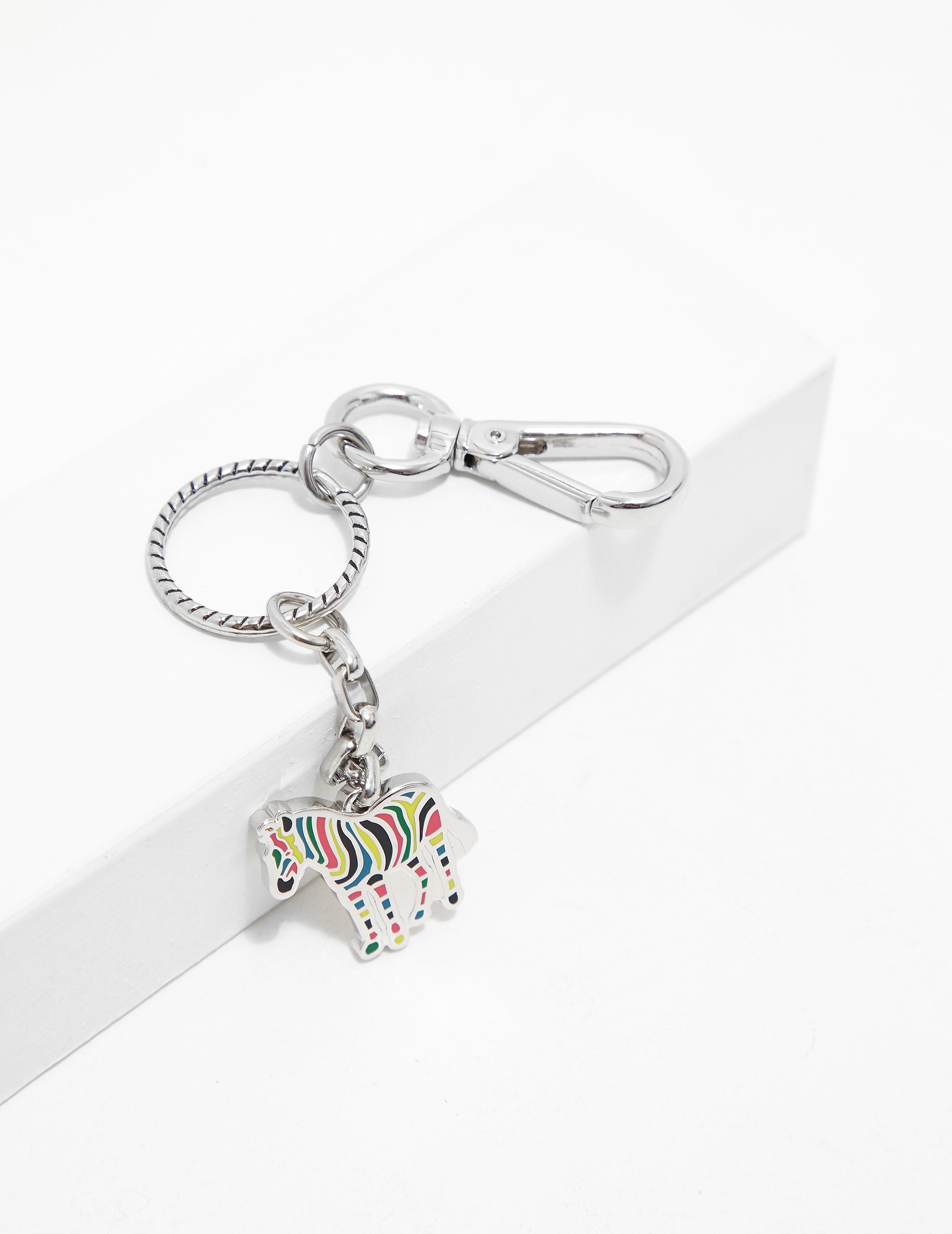 Paul Smith Zebra Keyring