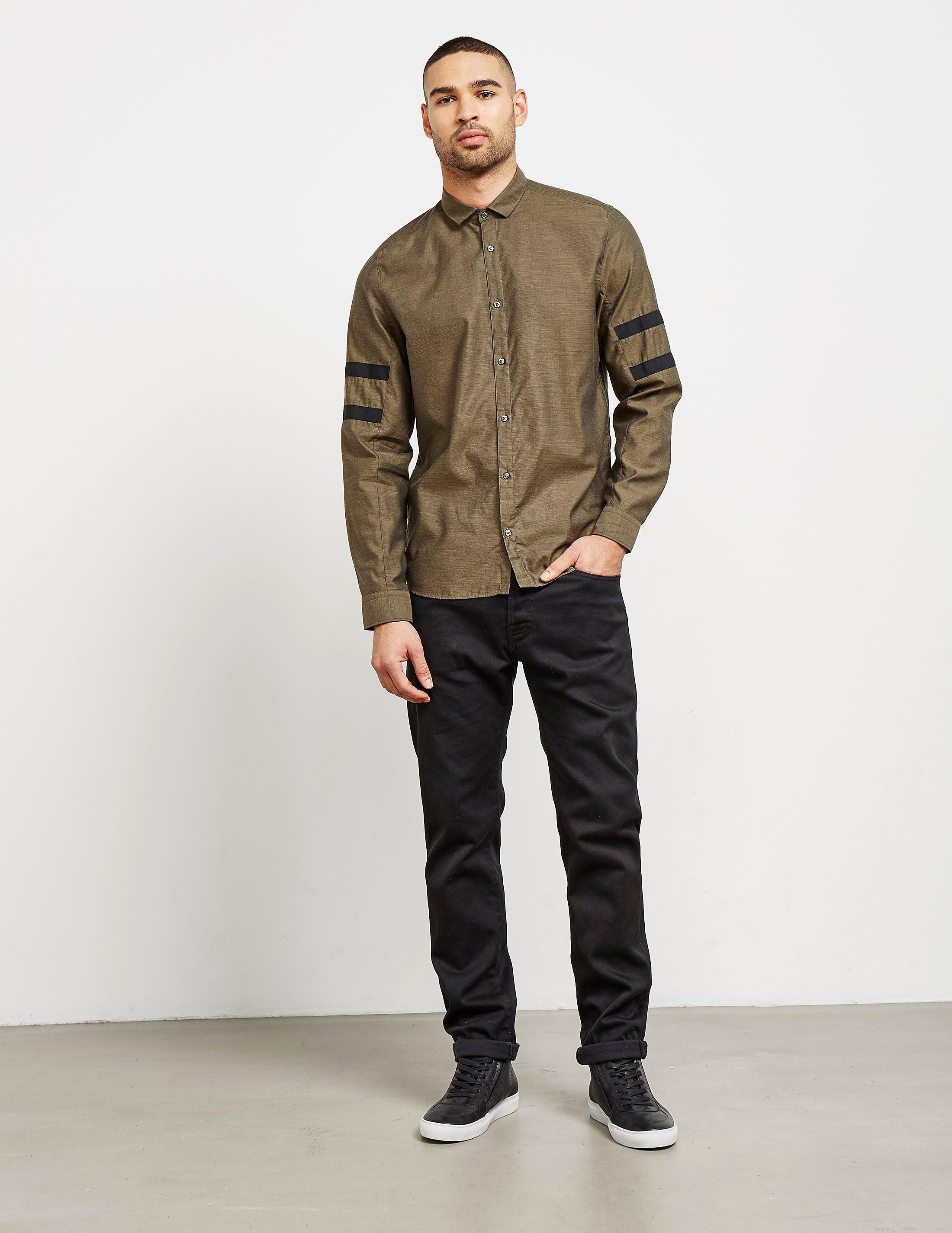 HUGO Edwart Long Sleeve Shirt