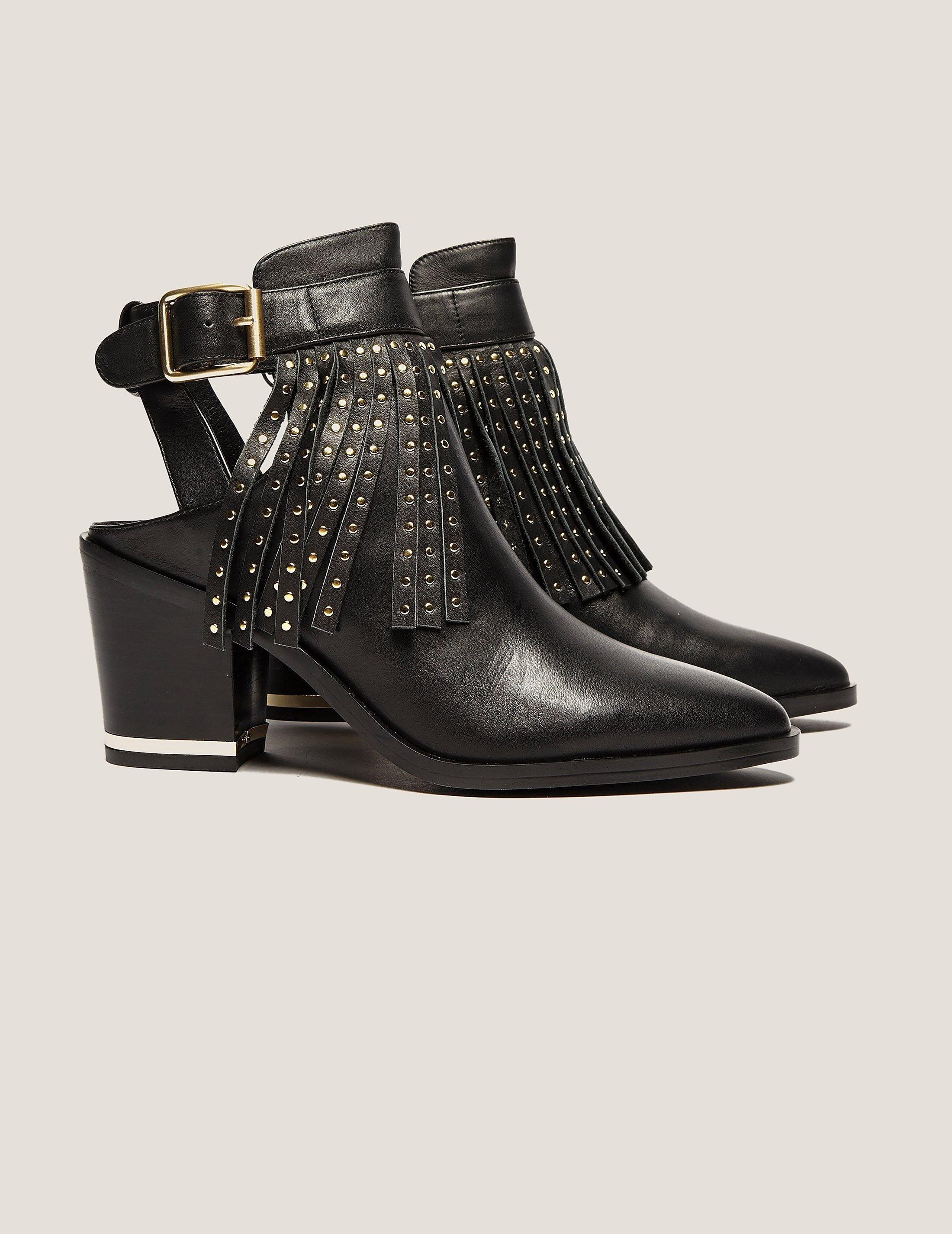 Senso Orrick Fringe Shoe