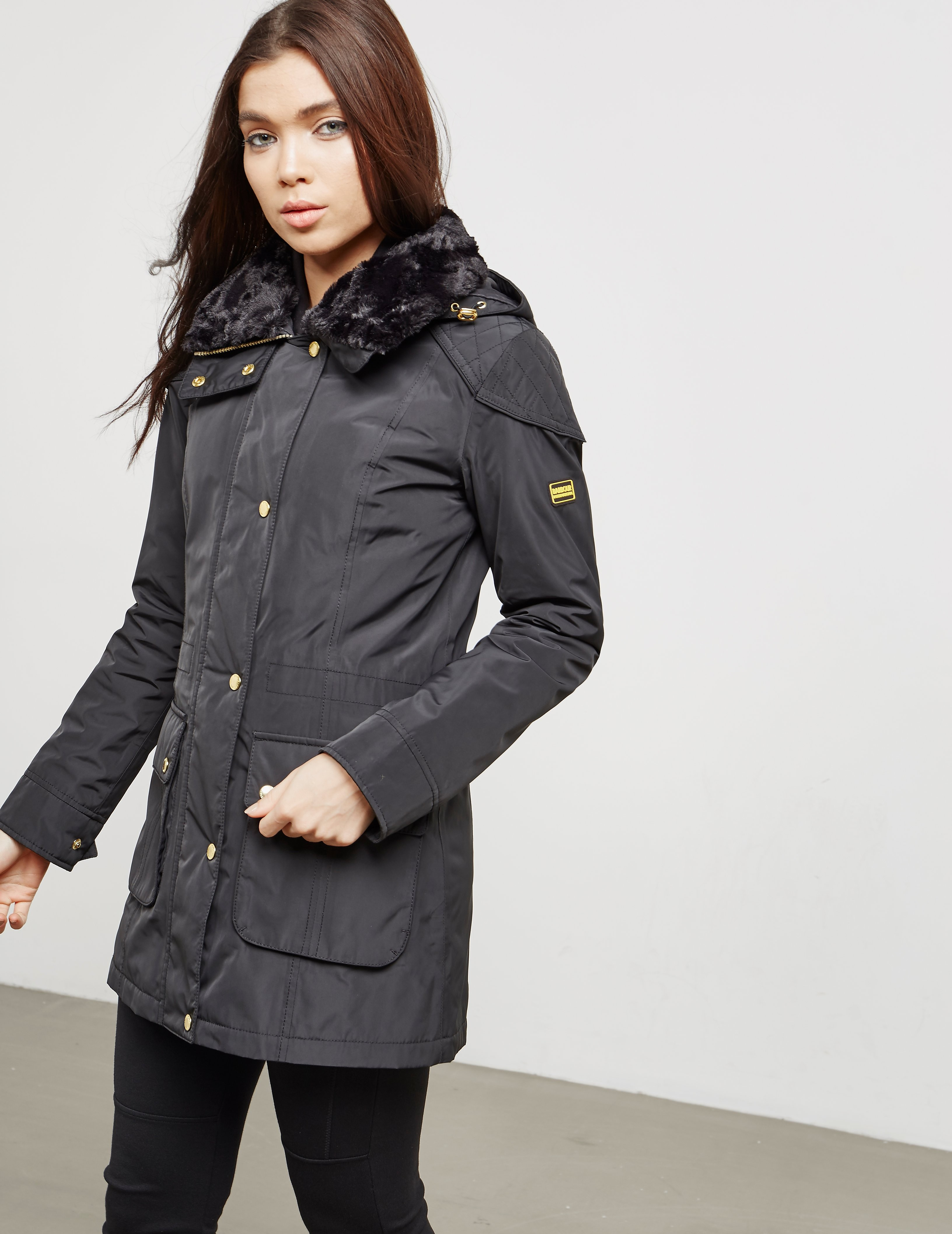 Barbour International Garrison Padded Jacket