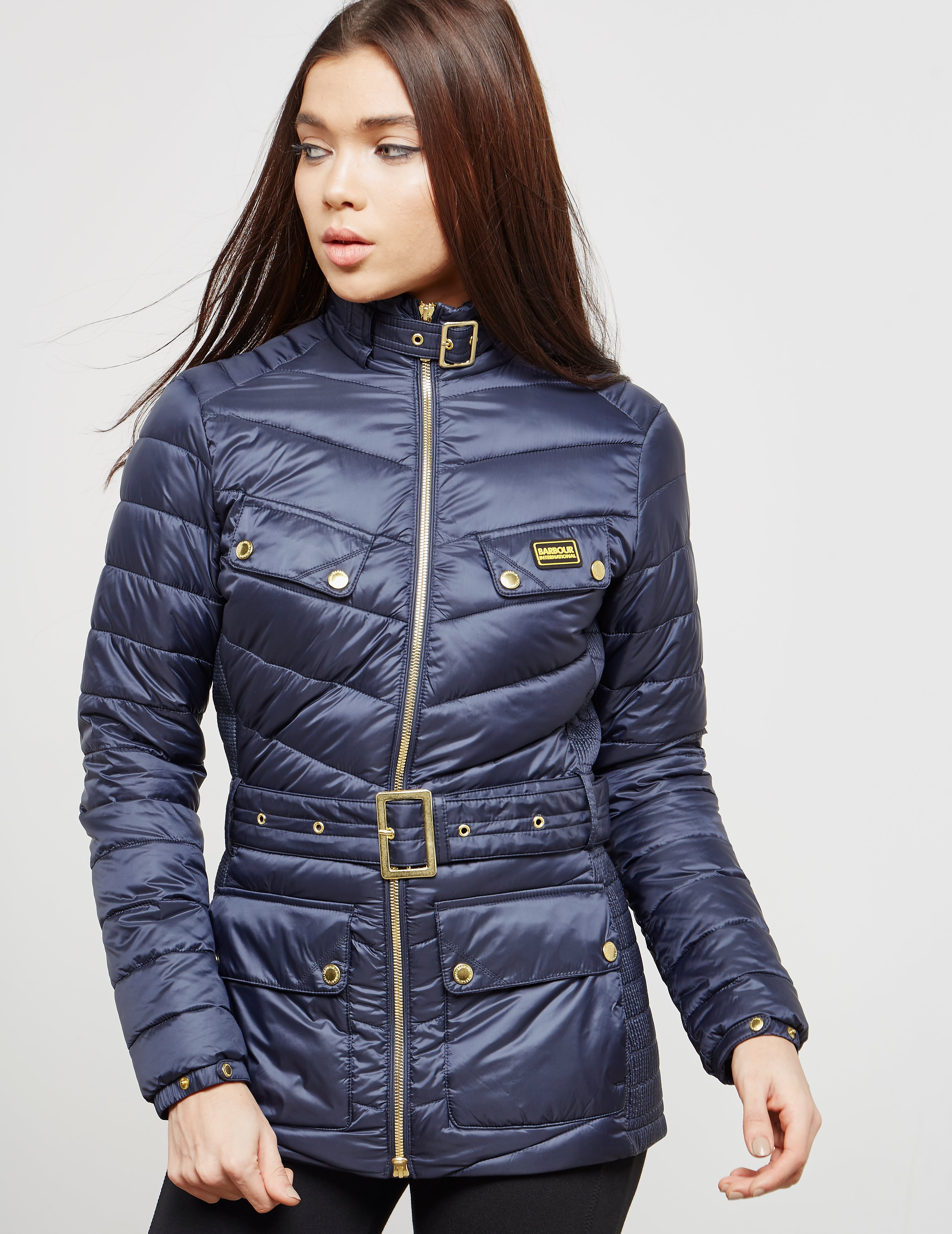Barbour International Gleann Quilted Jacket
