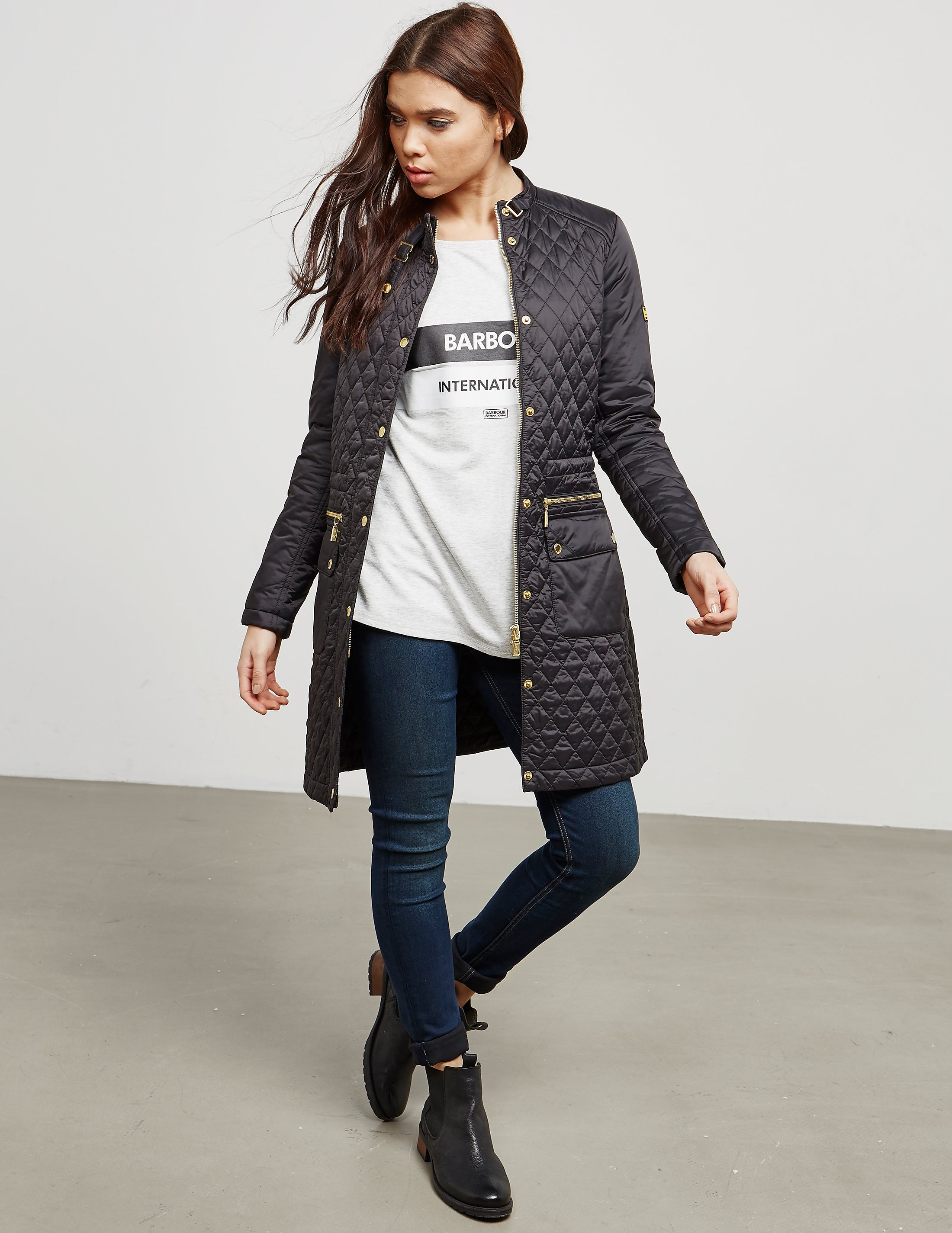 Barbour International Pathhead Sweatshirt