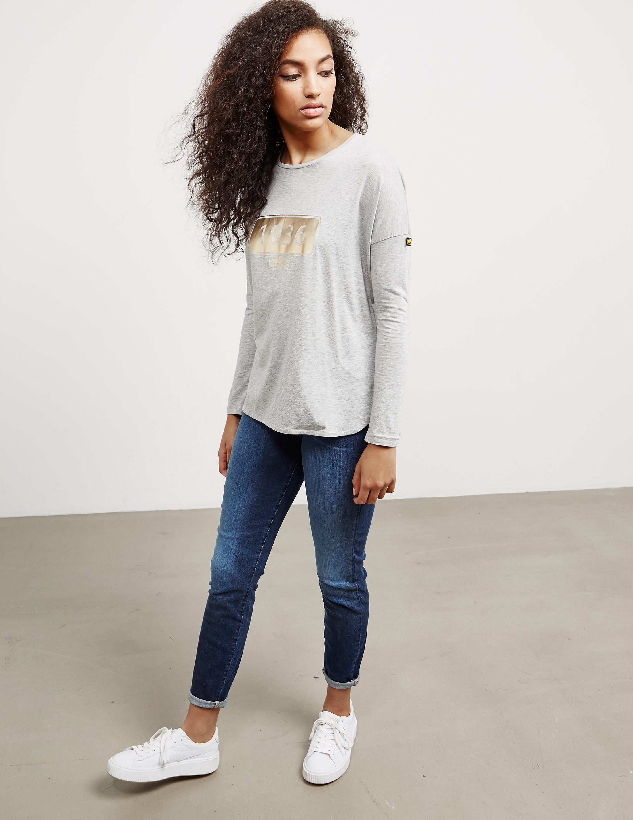 Barbour International Trail Long Sleeve T-Shirt