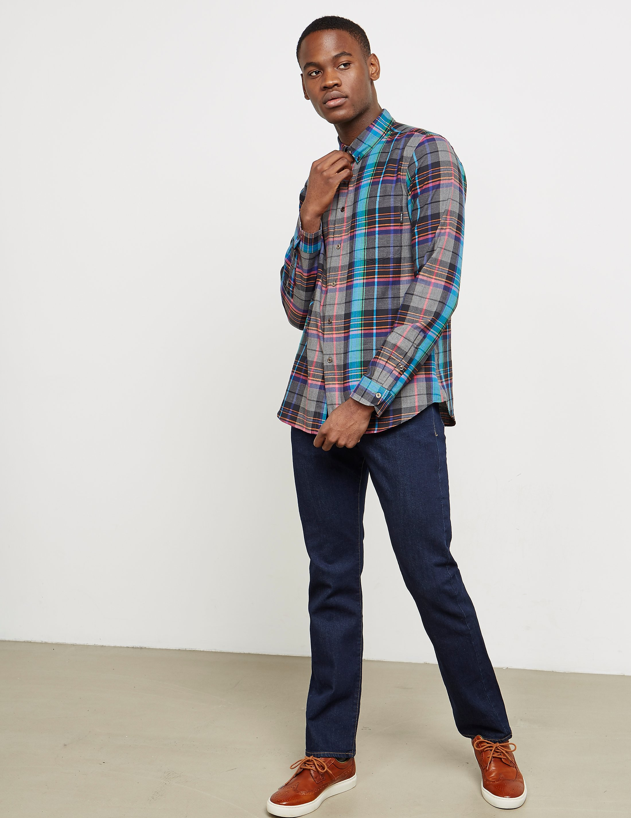 Paul Smith Straight Stretch Jeans