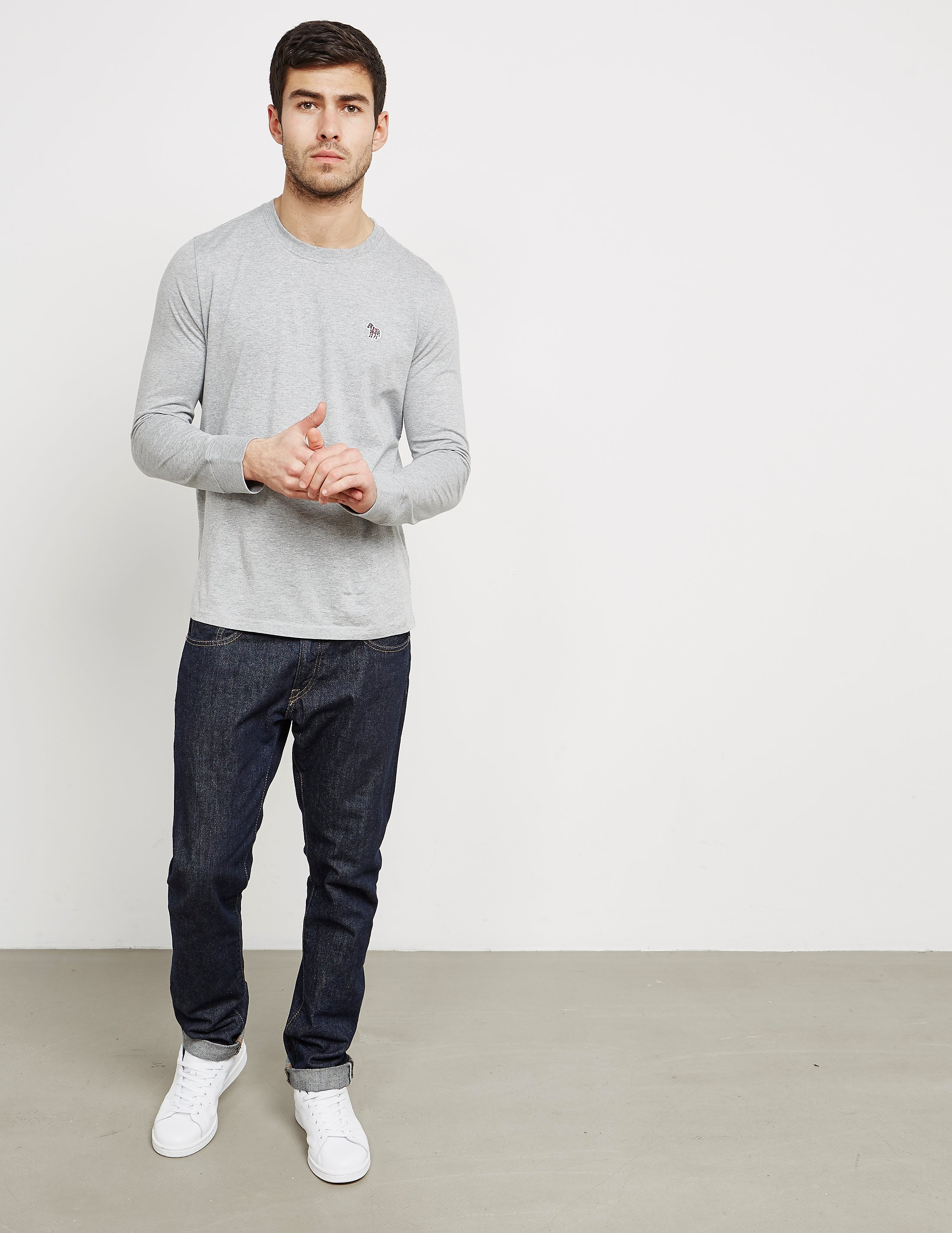 PS Paul Smith Zebra Long Sleeve T-Shirt
