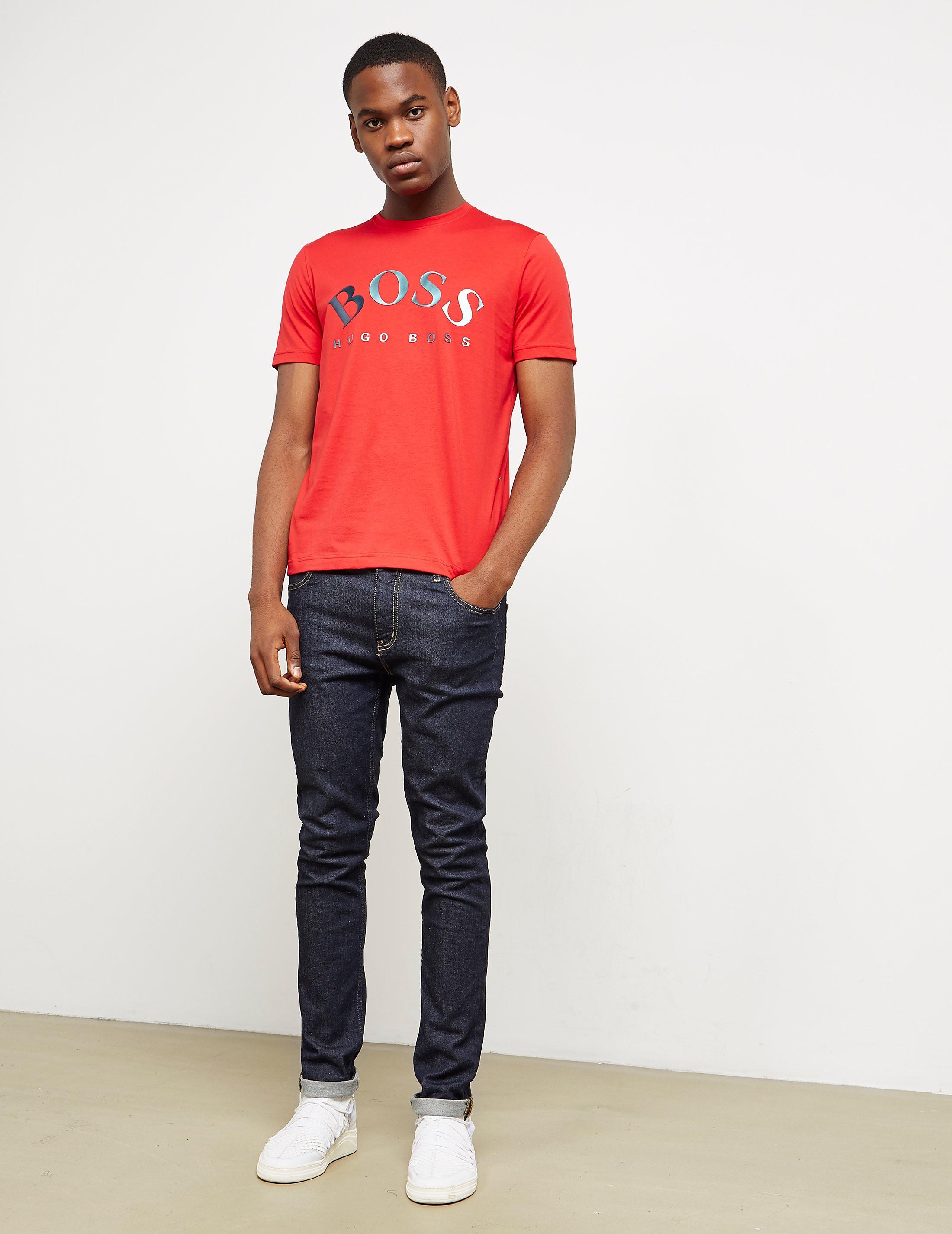 BOSS Green Tallone Short Sleeve T-Shirt