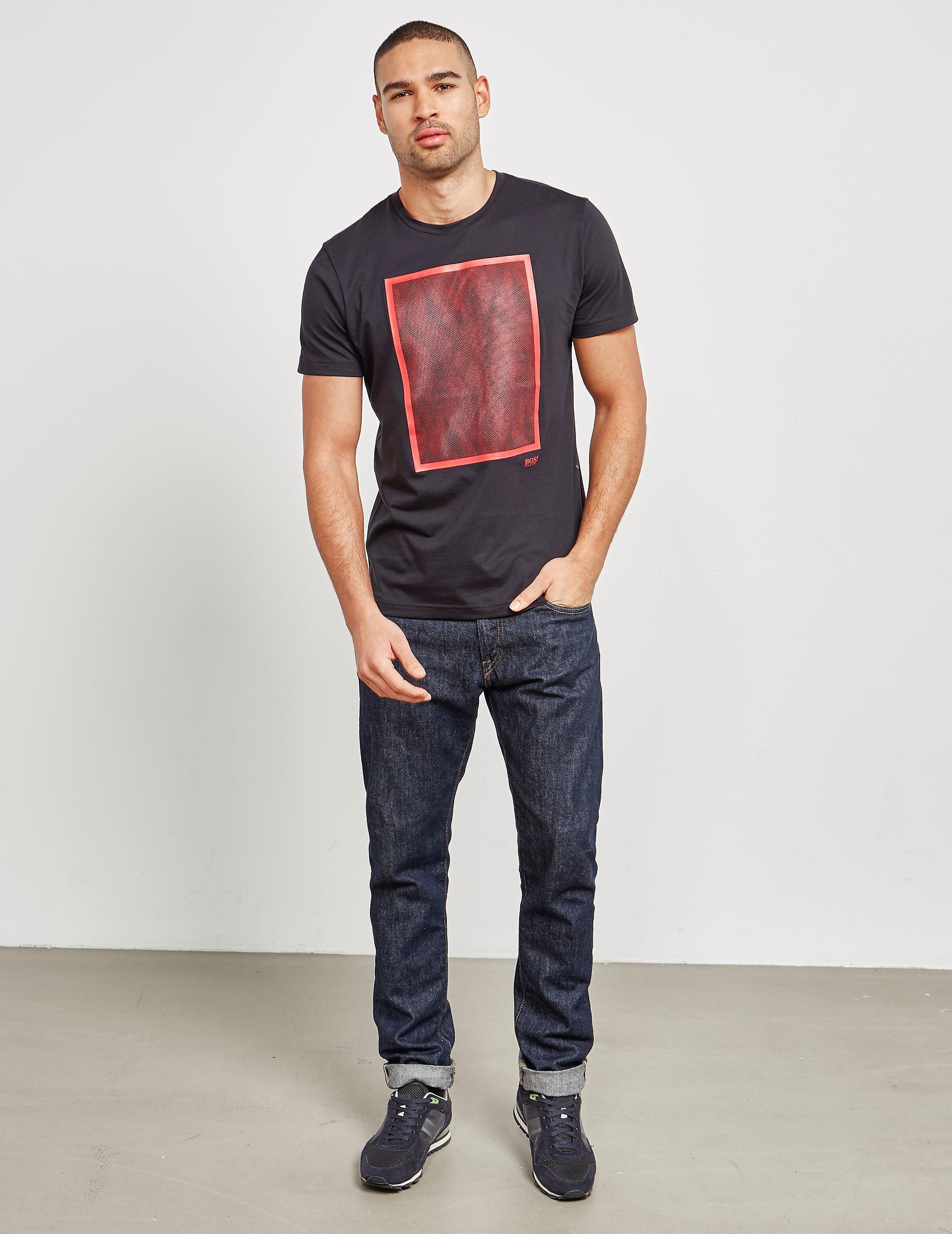 BOSS Green Short Sleeve T-Shirt