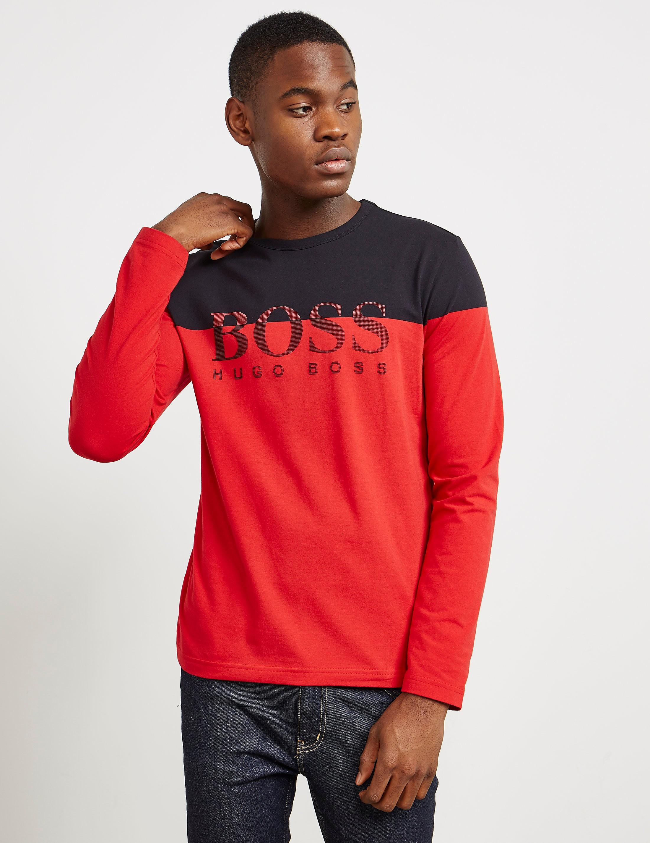 BOSS Green Togn2 Long Sleeve T-Shirt