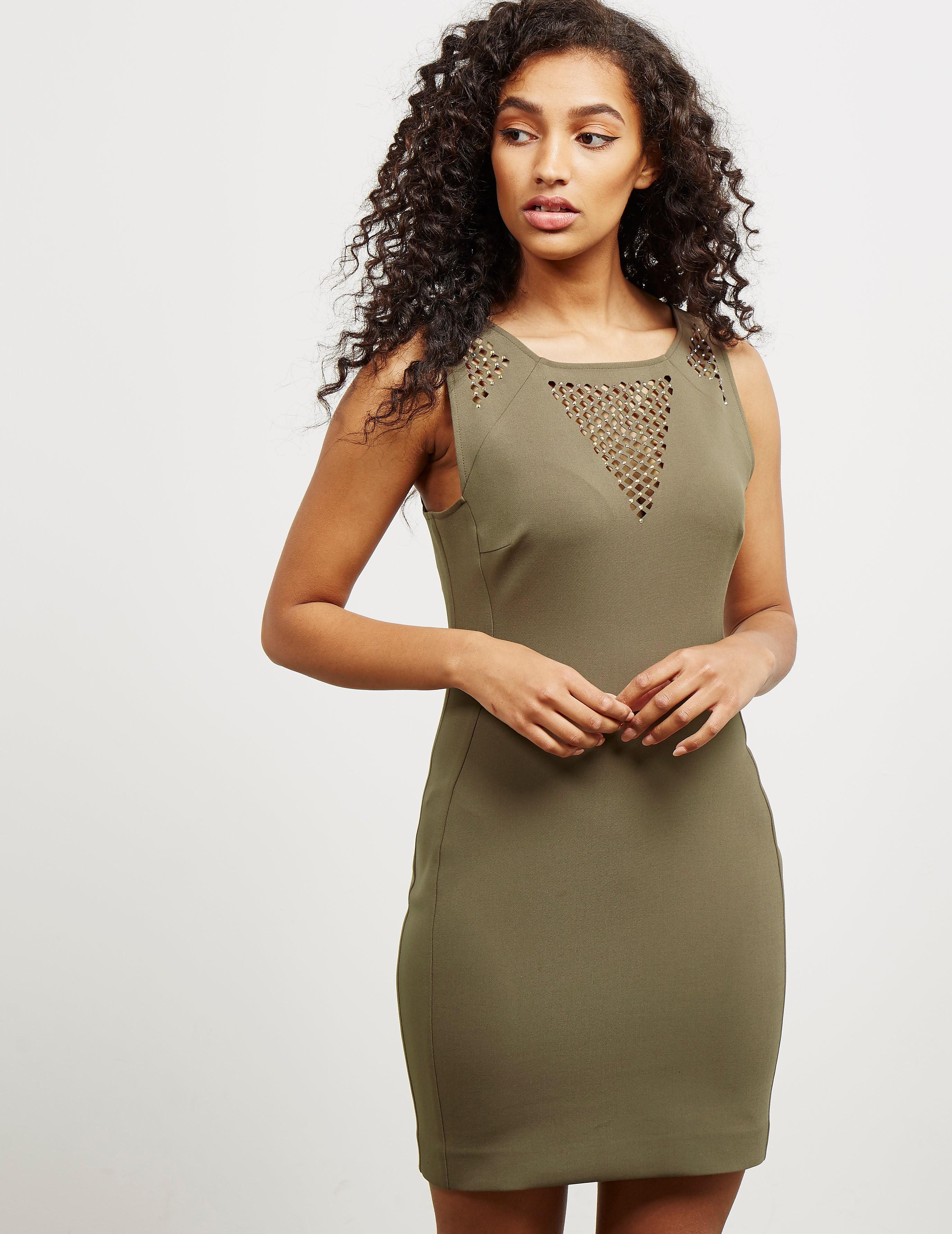 Versace Crochet Dress