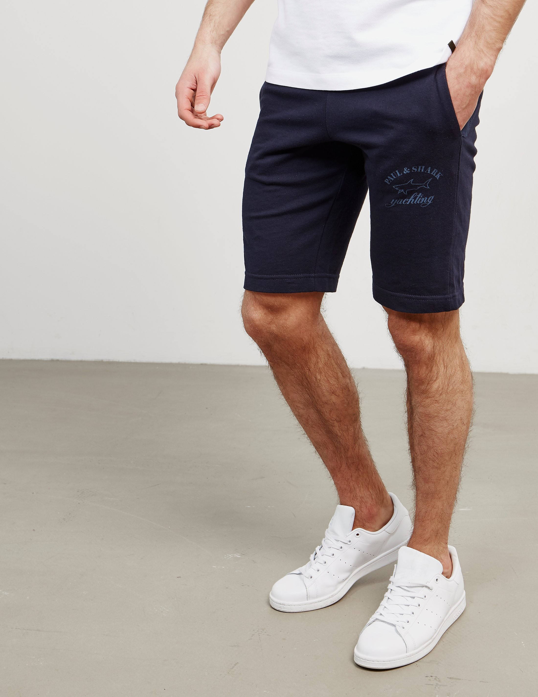 Paul and Shark Fleece Shorts