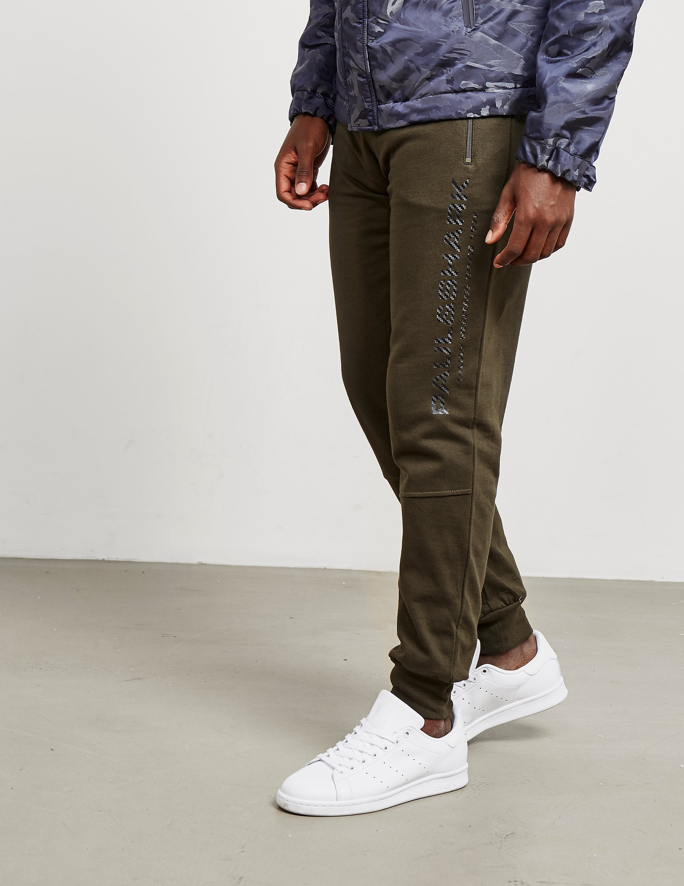 Paul and Shark Carbon Cuffed Track Pants