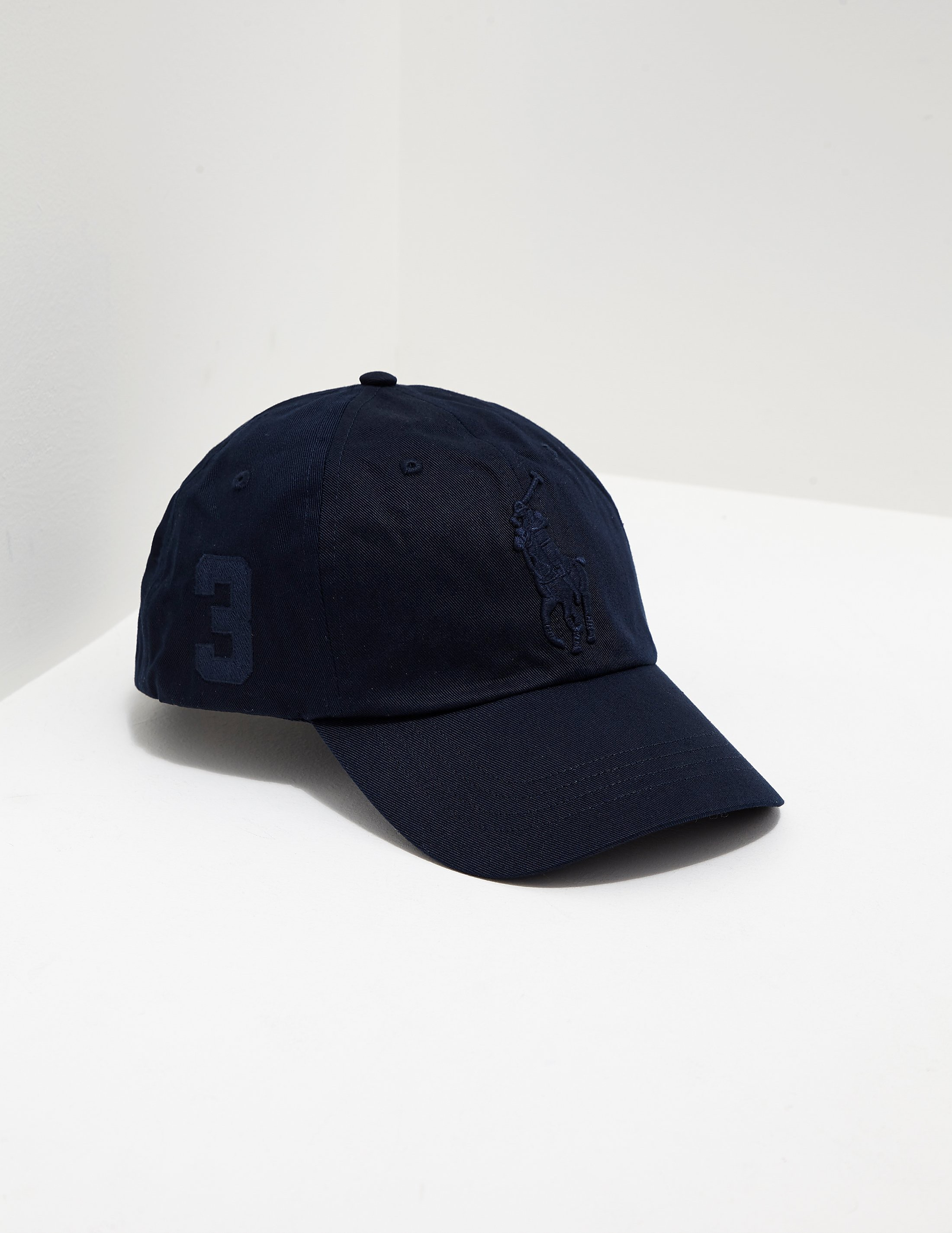 Polo Ralph Lauren Large Embroidered Cap