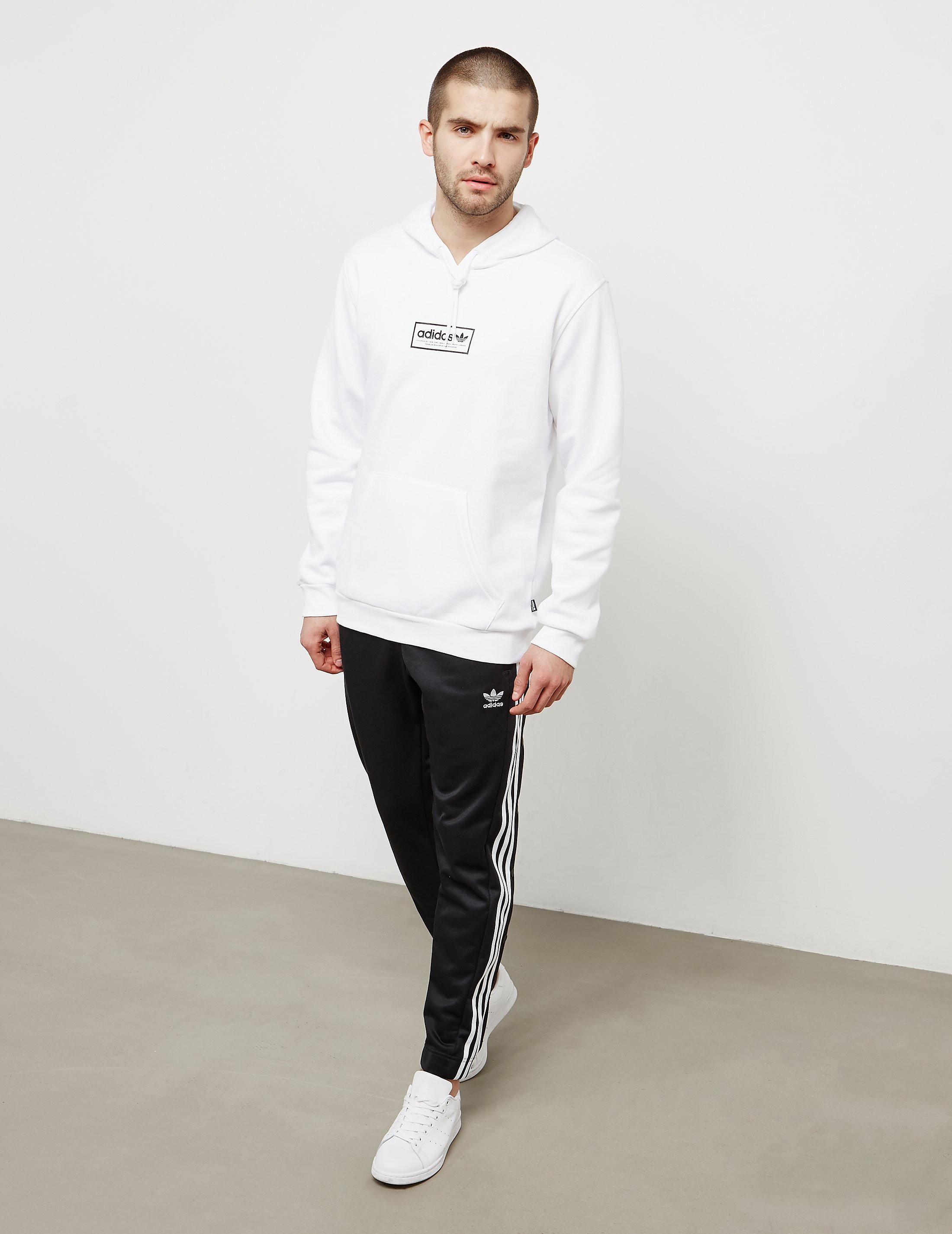 adidas Originals Skateboarding Spell-Out Overhead Hoodie