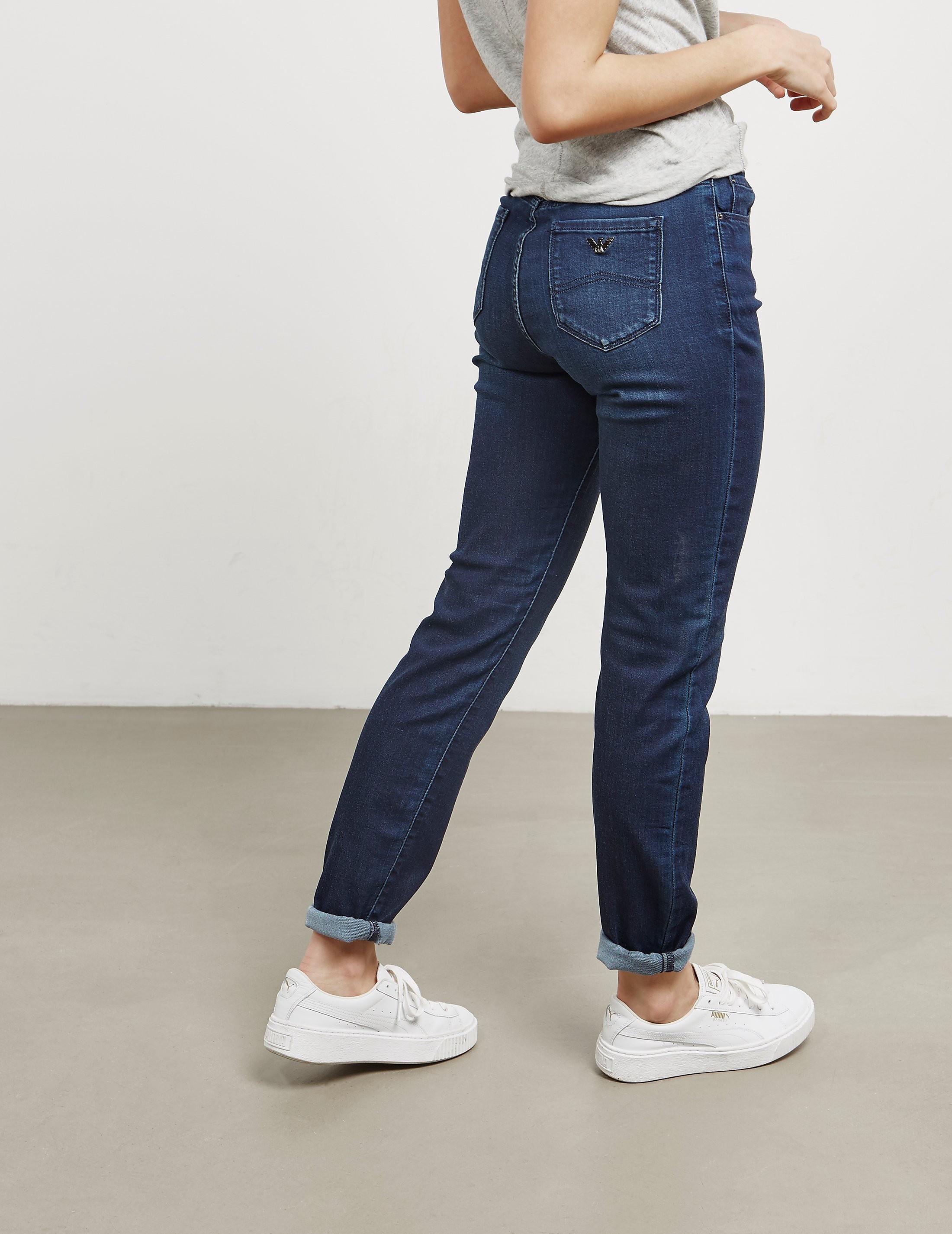 Emporio Armani 5 Pocket Jeans