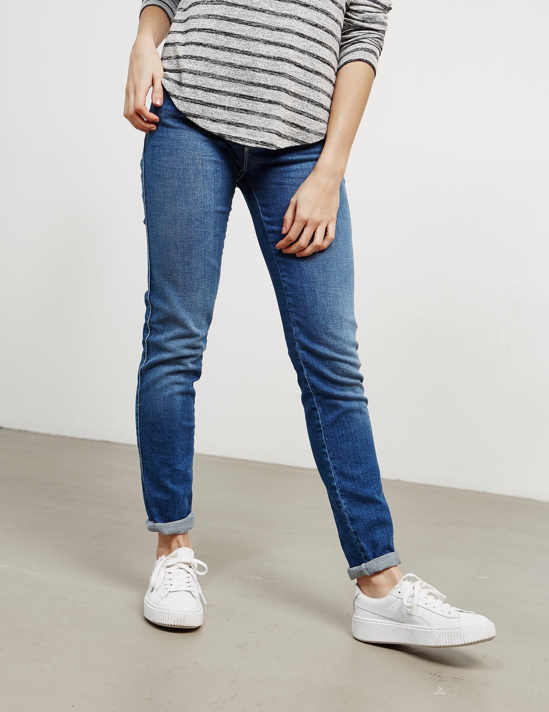 Emporio Armani J28 5 Pocket Jeans - Online Exclusive