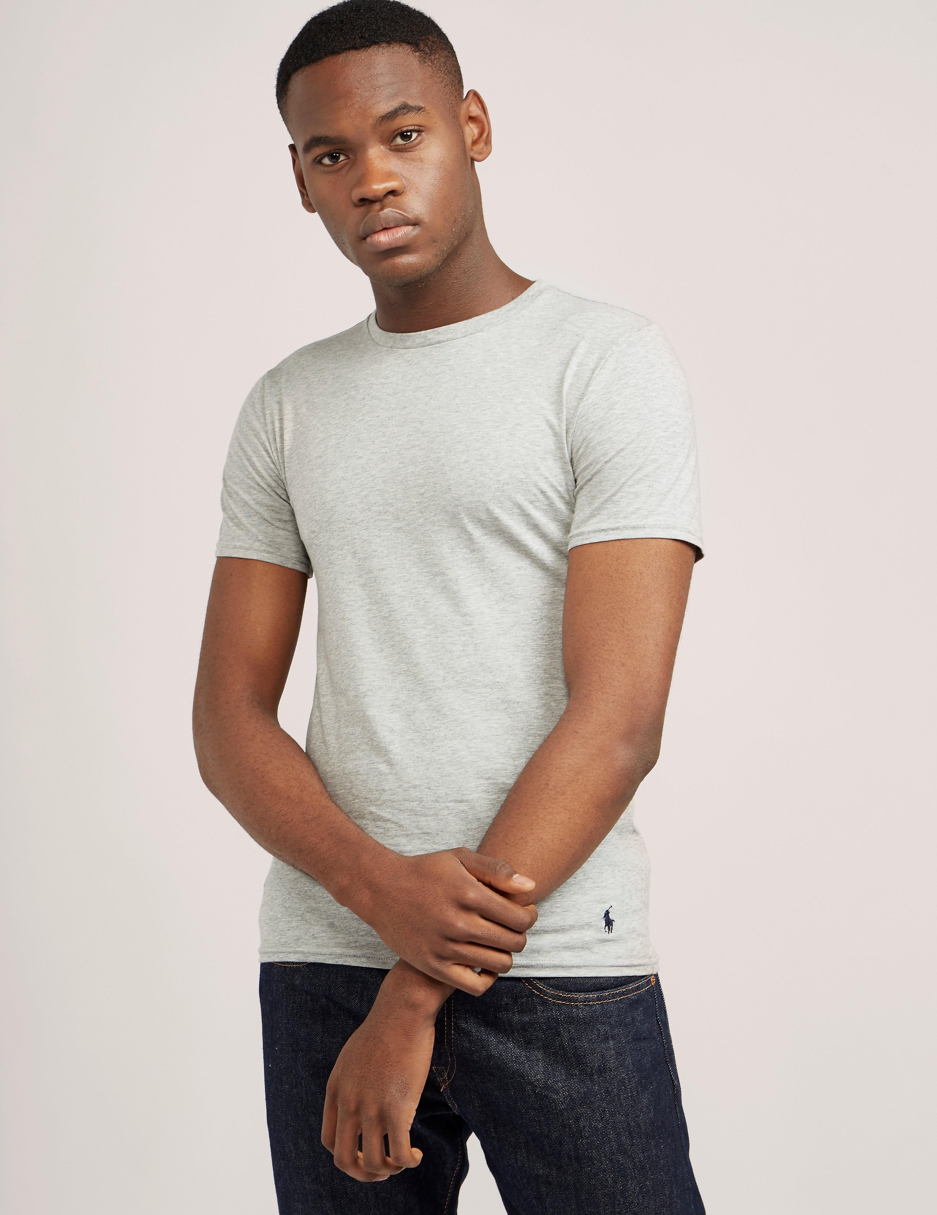 Polo Ralph Lauren 2-Pack Short Sleeve Crew T-Shirt
