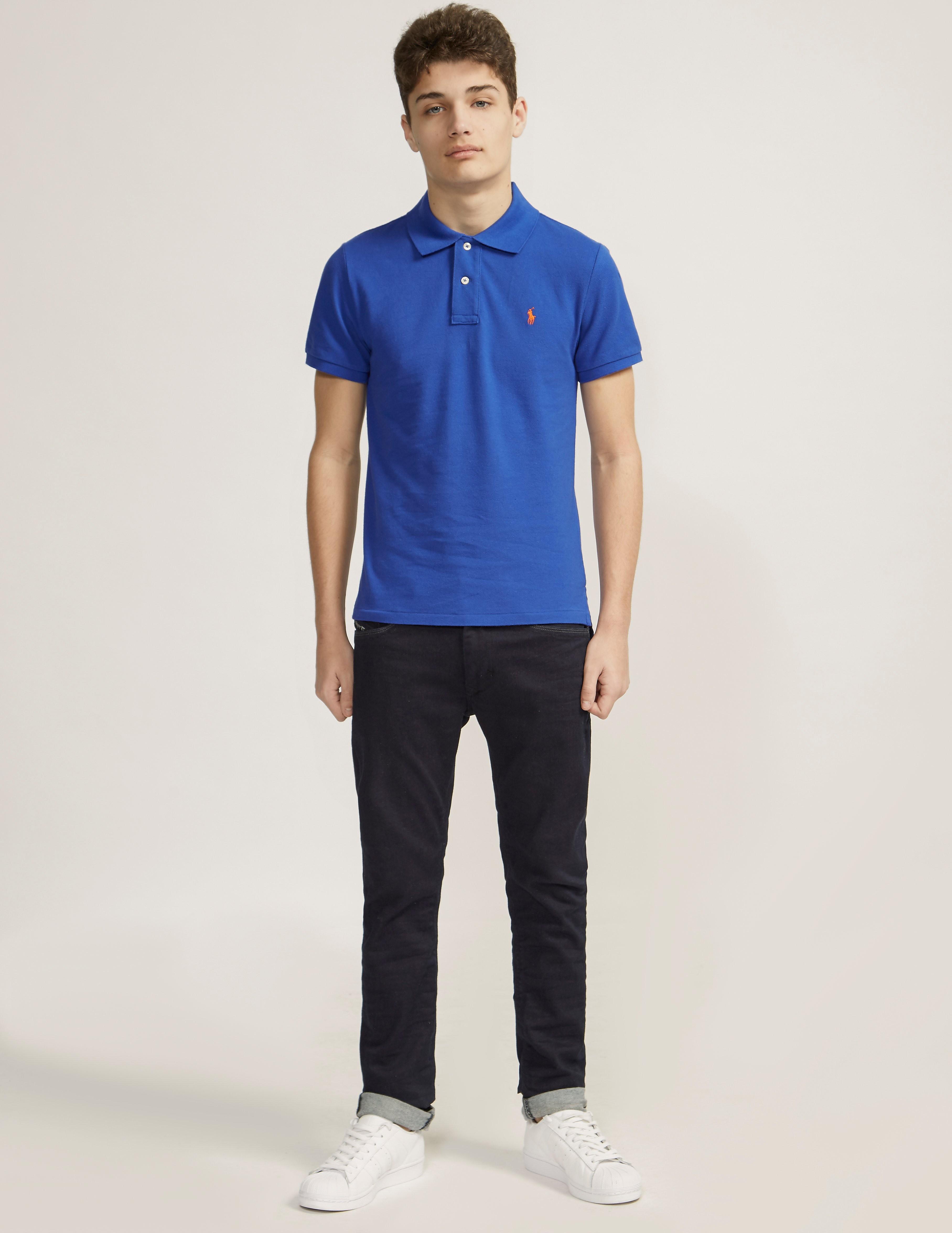Polo Ralph Lauren Kids' Short Sleeve Polo Shirt