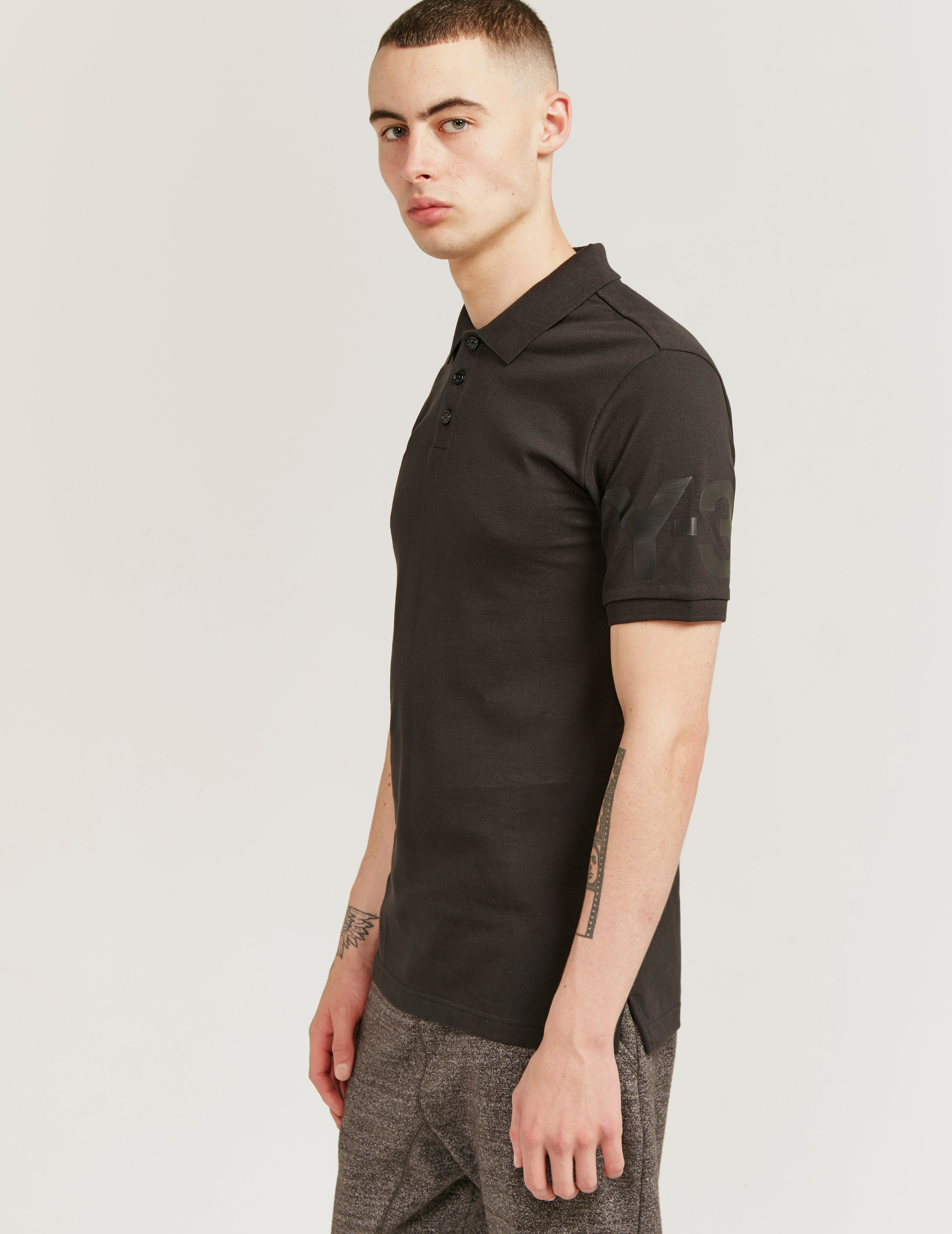 Y-3 MCL Polo Shirt