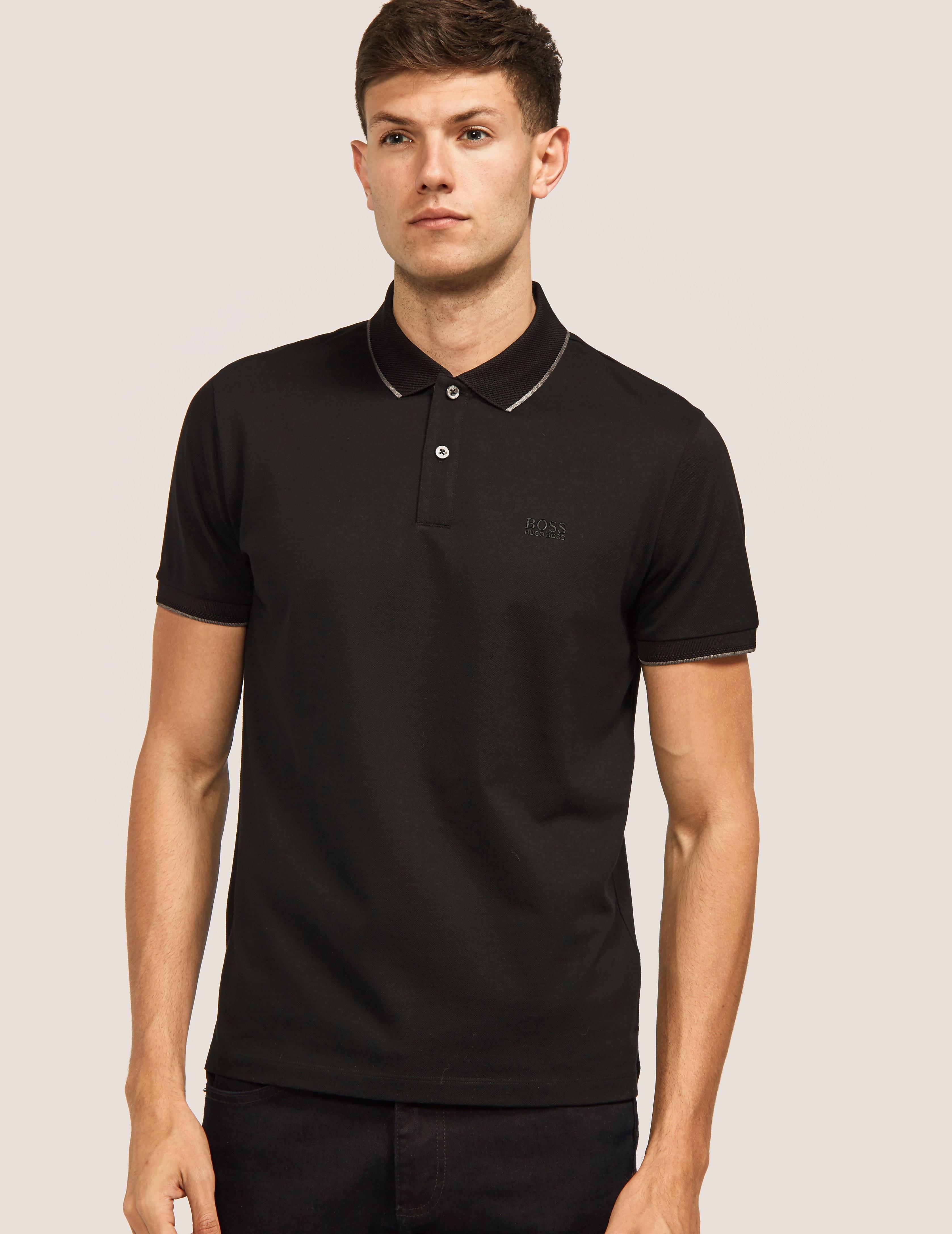 BOSS Parlay03 Trim Polo Shirt