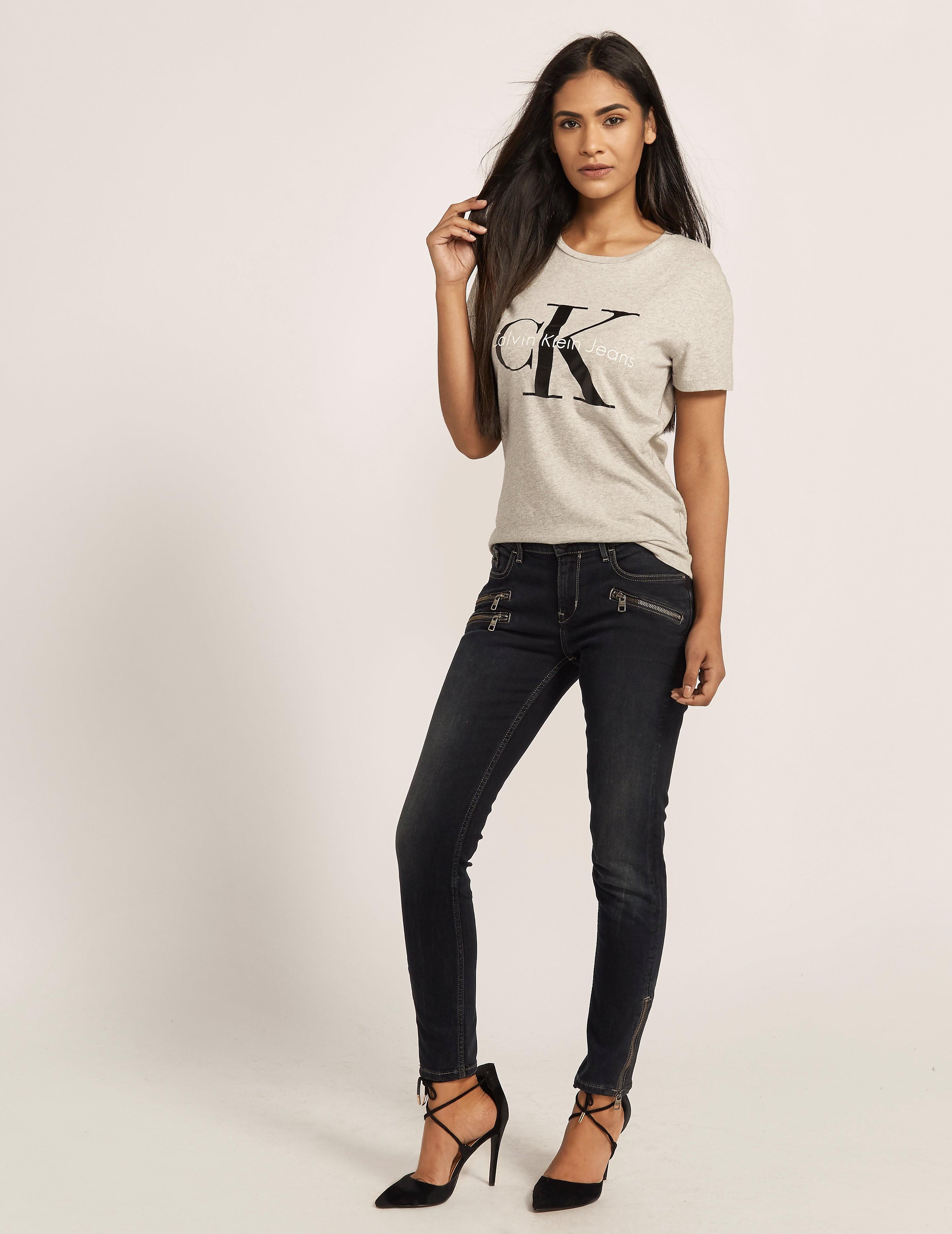 Calvin Klein Rocker Skanya Fasten Jean