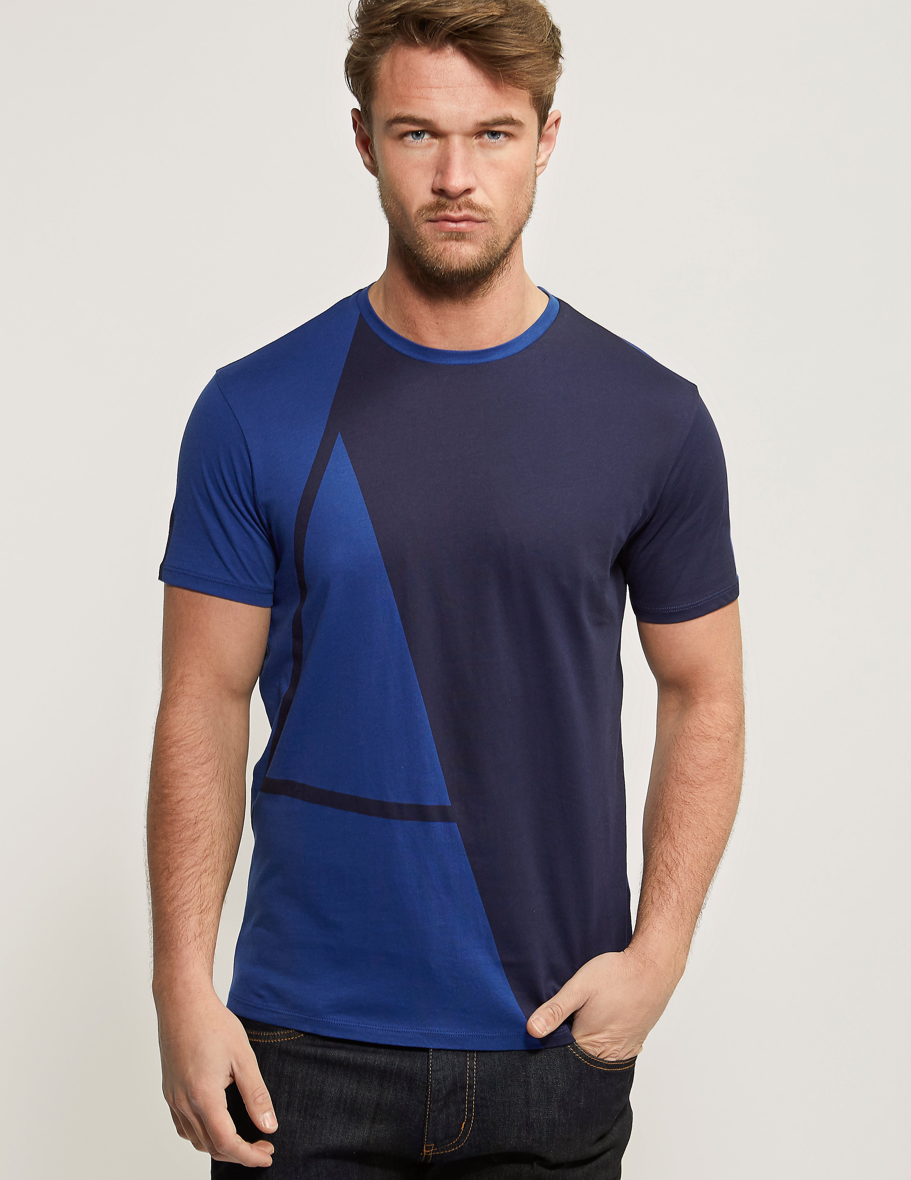 Armani Jeans Large AJ Short Sleeve T-Shirt