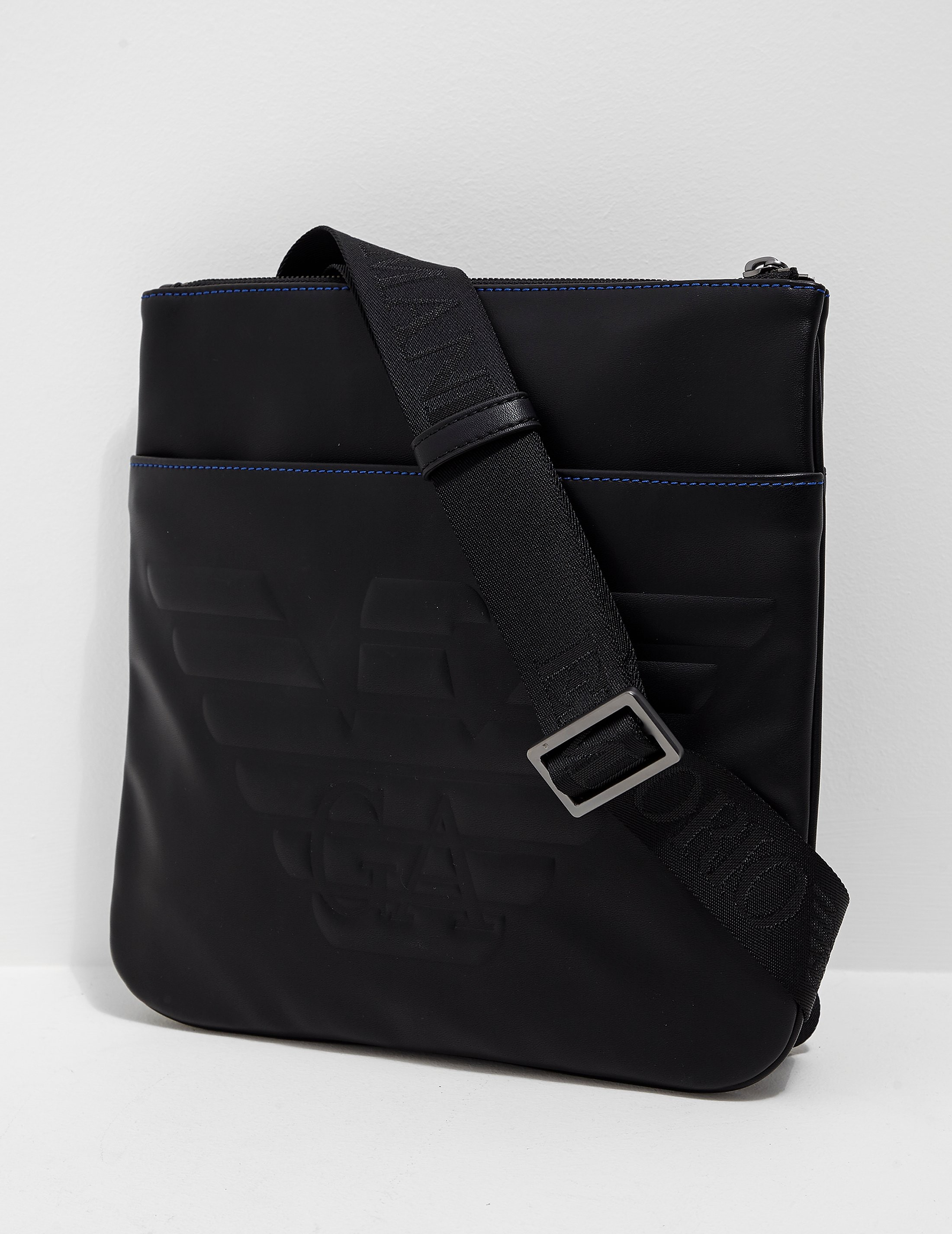 Emporio Armani Eagle Small Item Bag