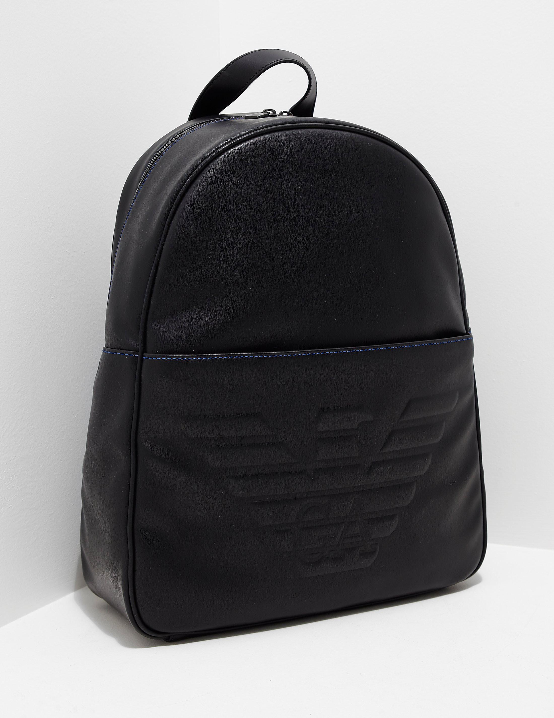 Emporio Armani Eagle Backpack