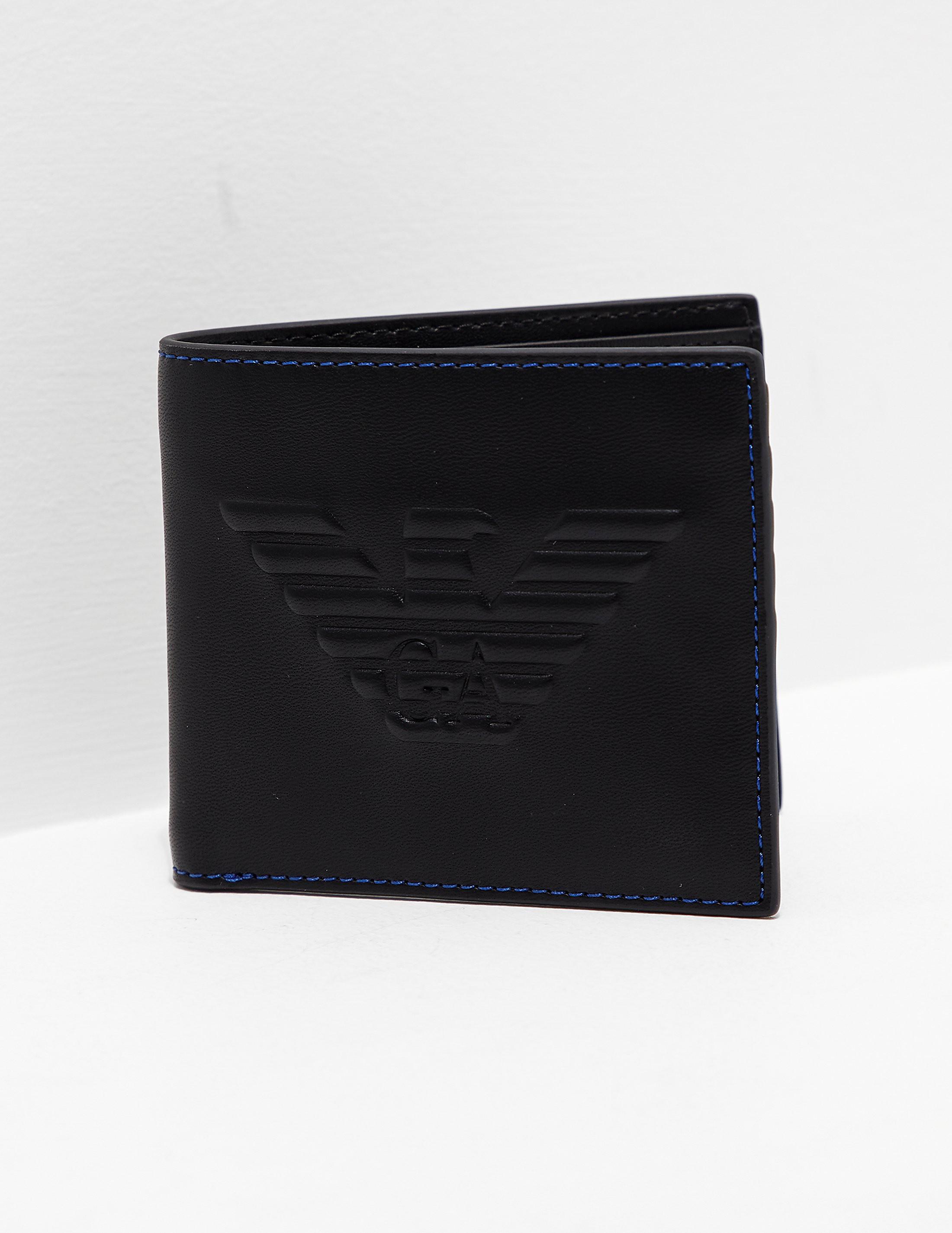 Armani Jeans Eagle Bill Wallet