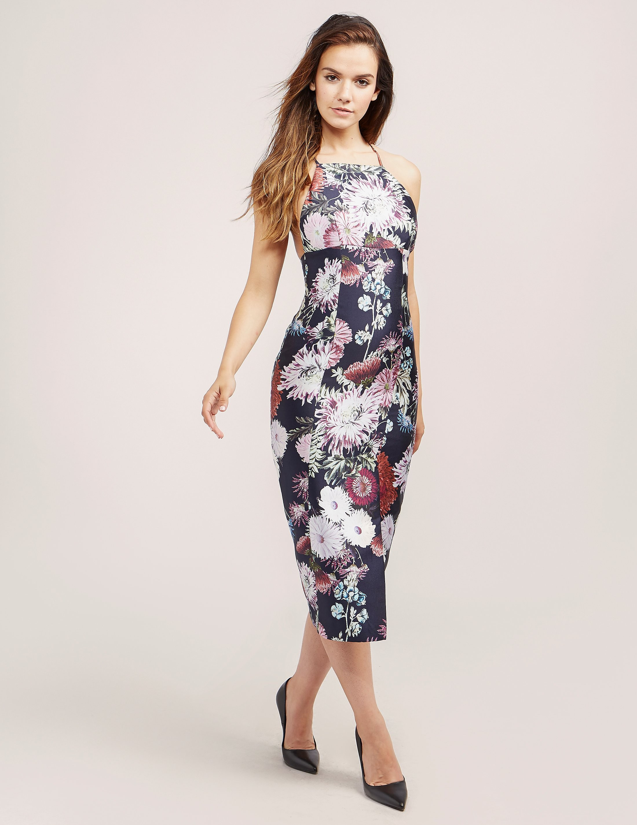 Keepsake Floral Dress