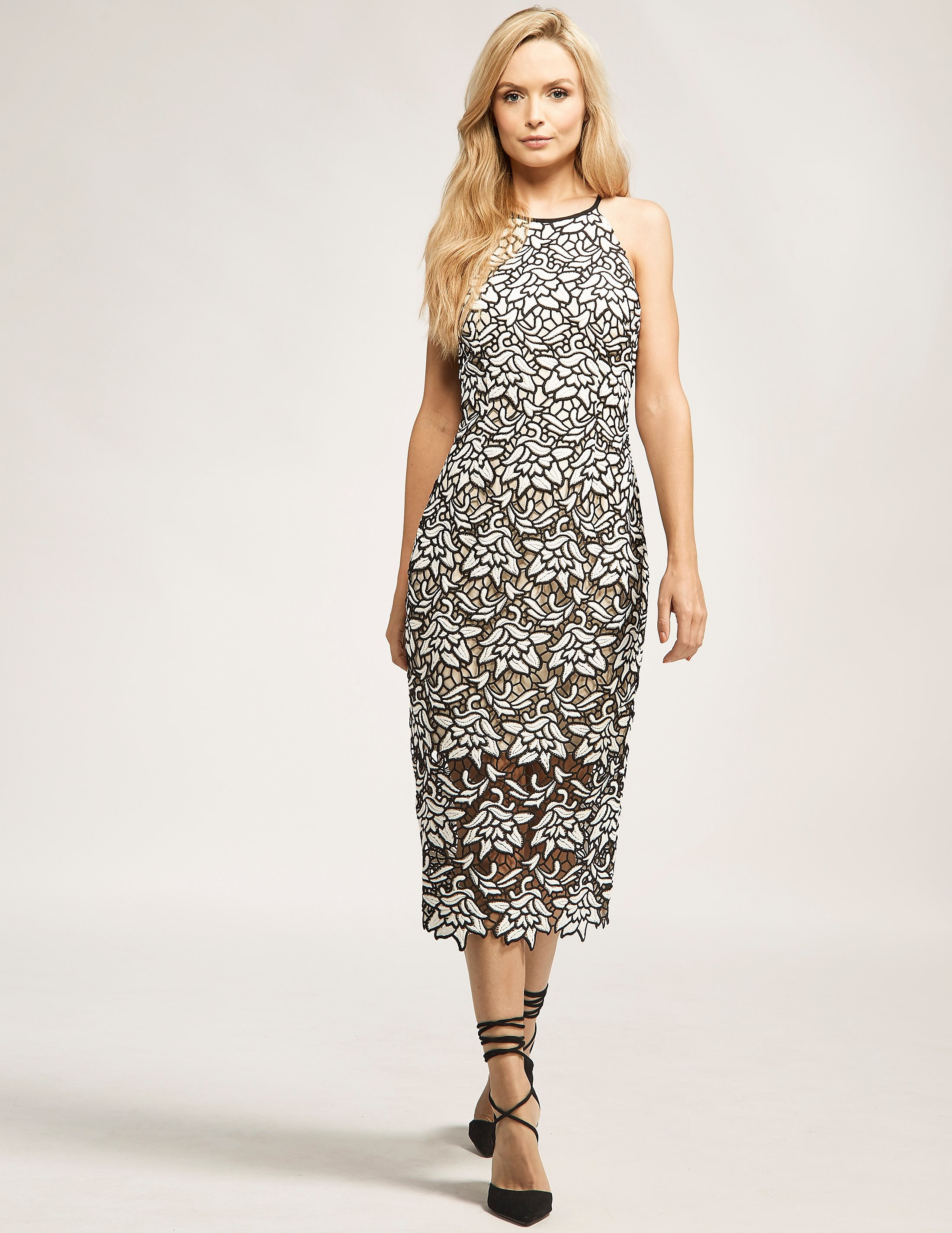 Keepsake True Love Lace Midi