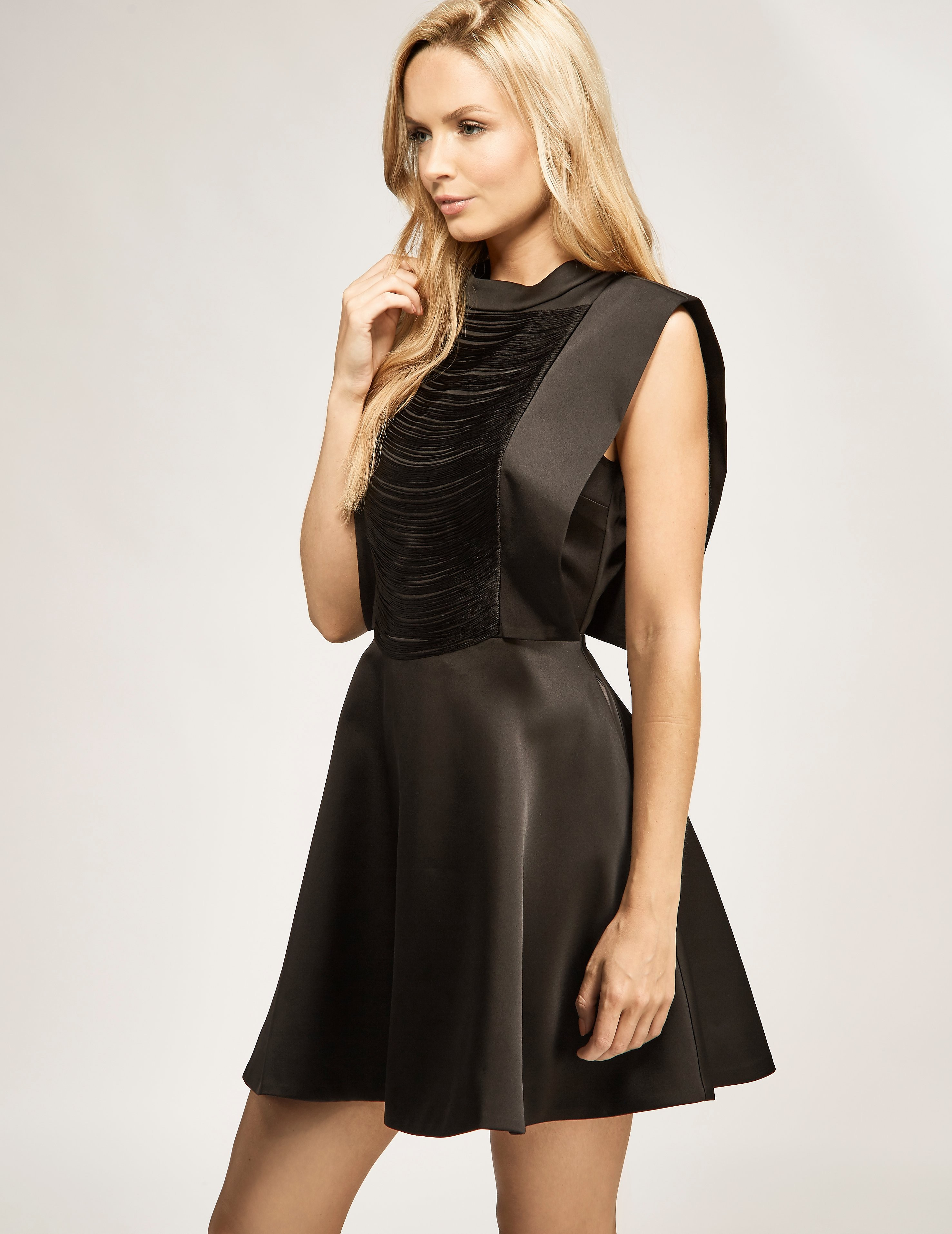 Keepsake Freelancer Mini Dress