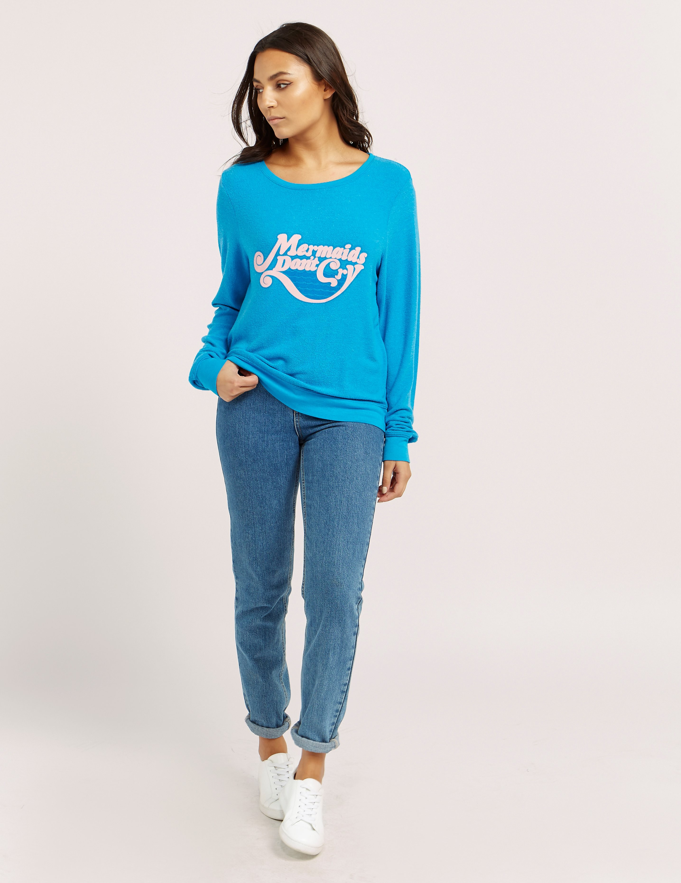 Wildfox Mermaids Sweatshirt