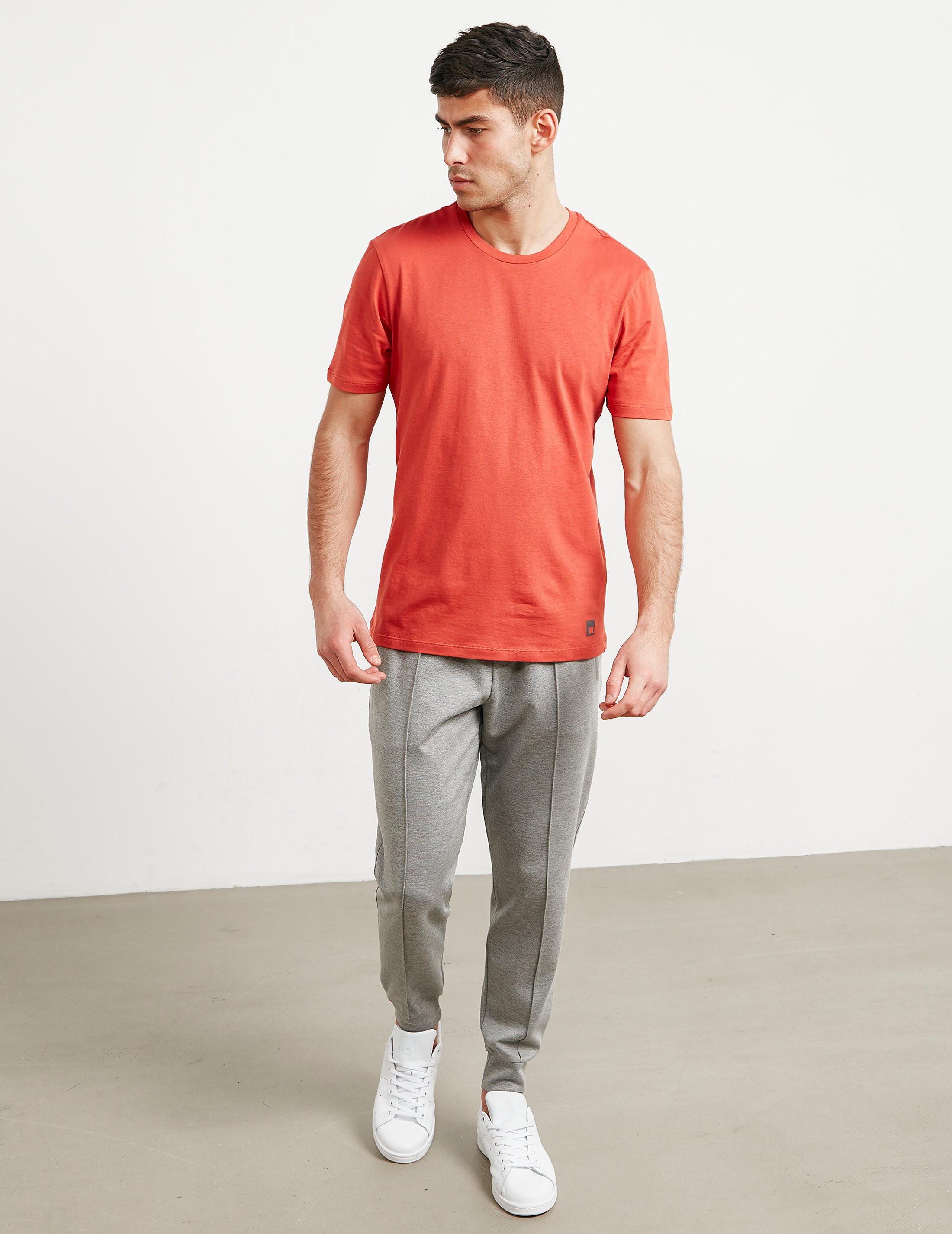 Pal Zileri Crew Neck Short Sleeve T-Shirt