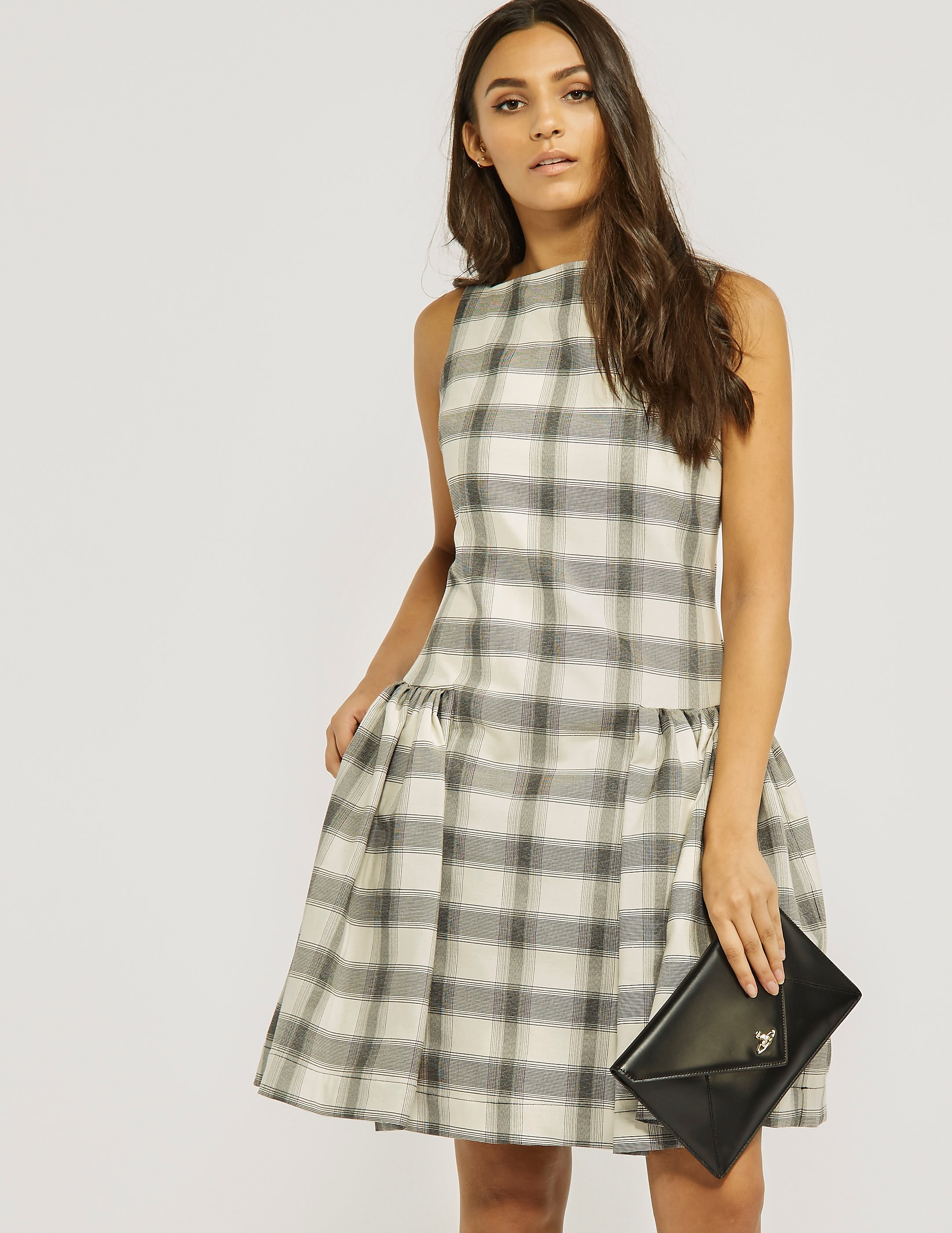 Vivienne Westwood Dagas Check Dress