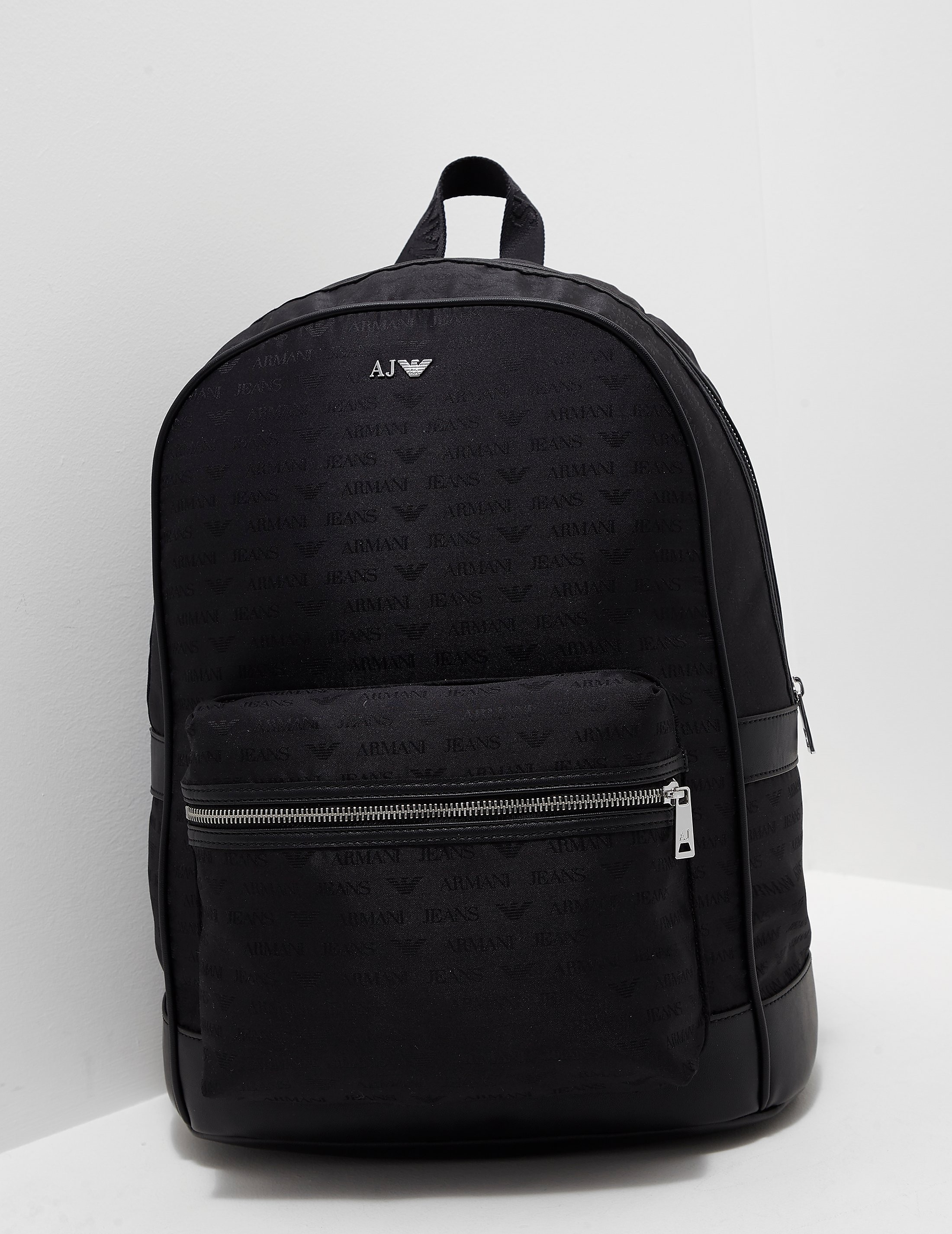 Armani Jeans Nylon Backpack