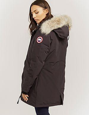 f33b49125ab0 Canada Goose Victoria Padded Parka Jacket ...